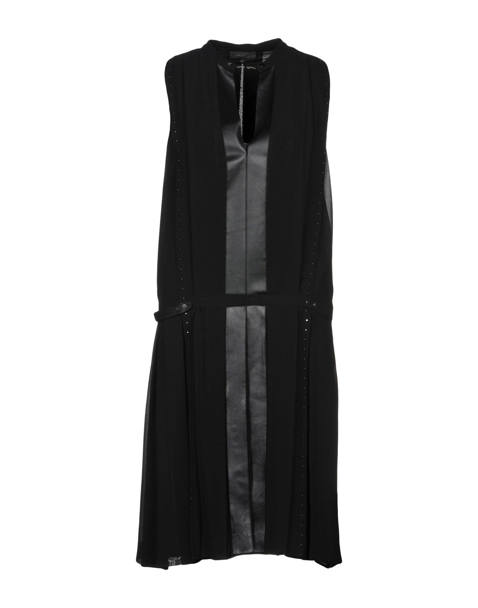 BELSTAFF Платье до колена belstaff платье до колена