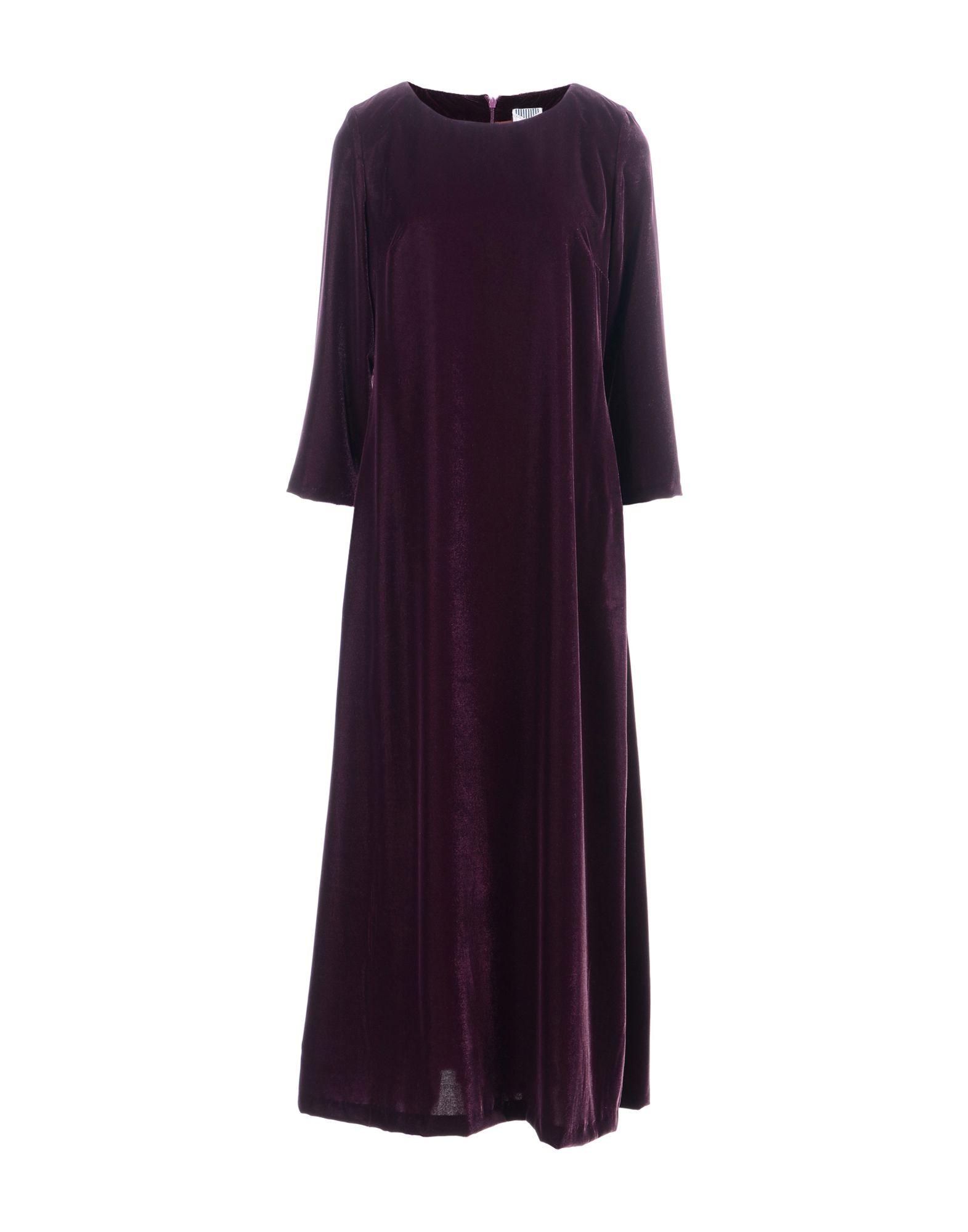 CAMICETTASNOB Платье длиной 3/4 lisa corti платье длиной 3 4