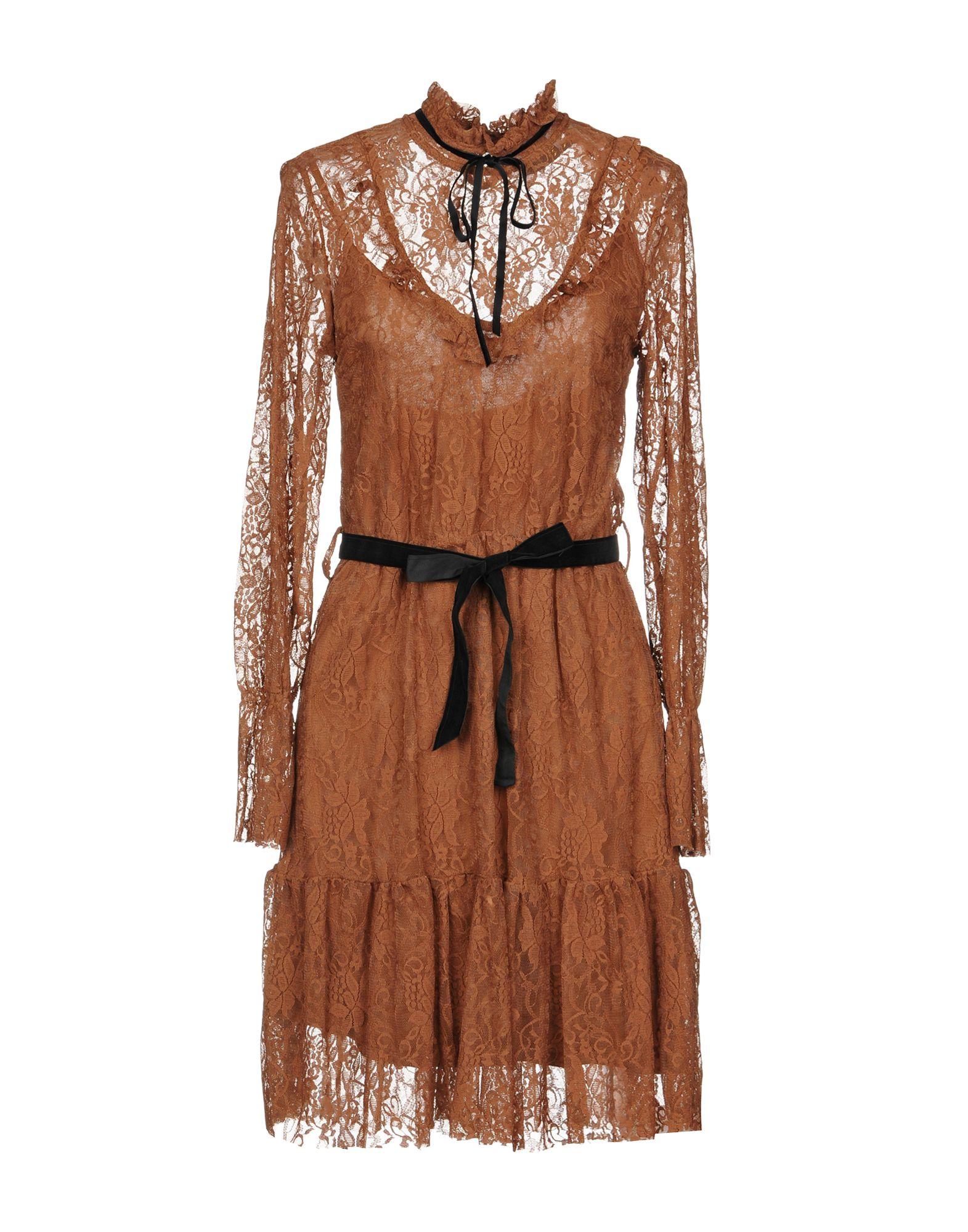 RUE 45 Короткое платье rue 45 куртка