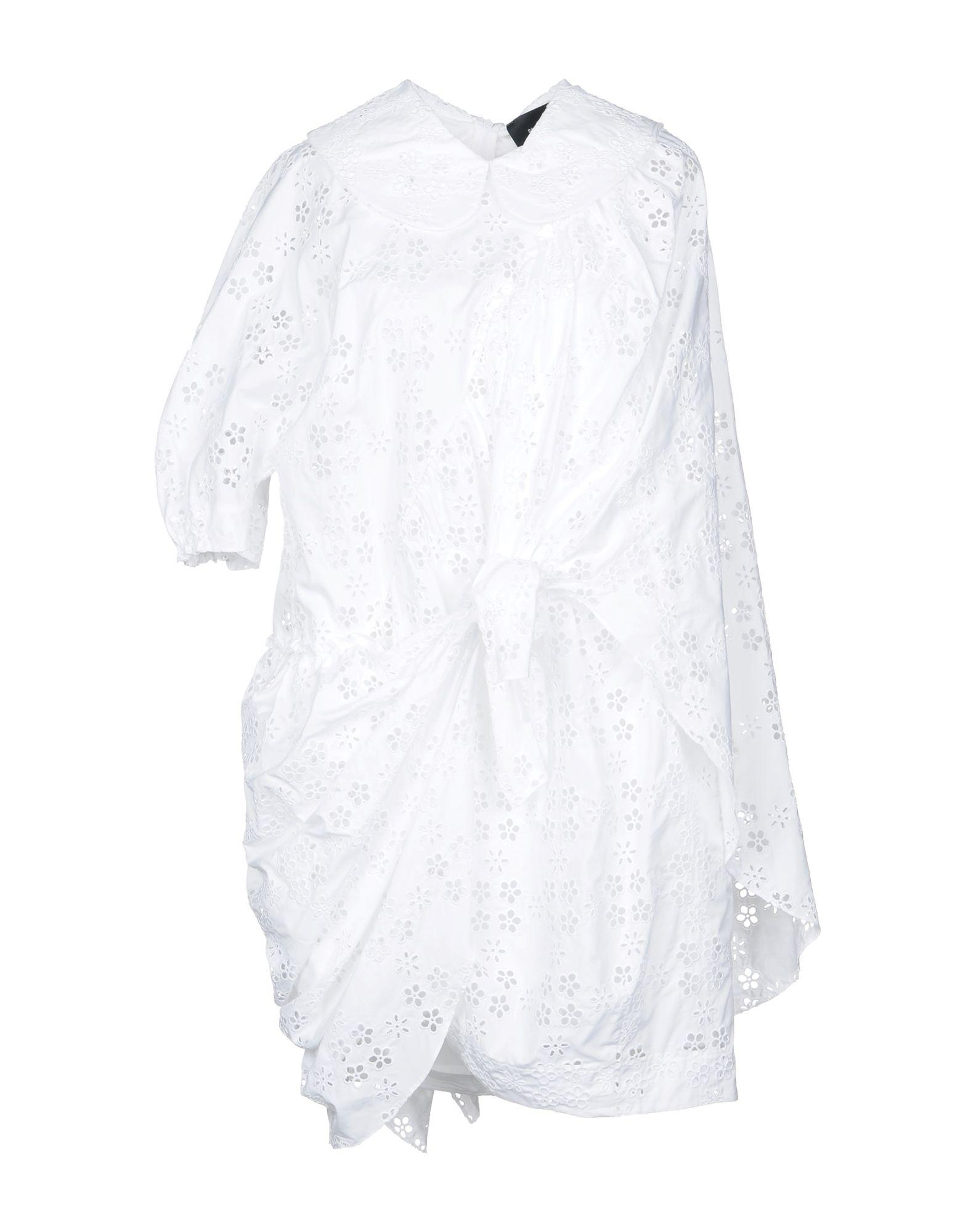 SIMONE ROCHA Короткое платье simone rocha длинное платье