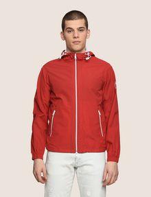 ARMANI EXCHANGE CIRCLE LOGO SEERSUCKER JACKET Jacket Man f
