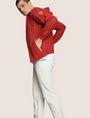 ARMANI EXCHANGE CIRCLE LOGO SEERSUCKER JACKET Jacket Man a
