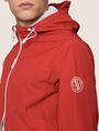 ARMANI EXCHANGE CIRCLE LOGO SEERSUCKER JACKET Jacket Man b