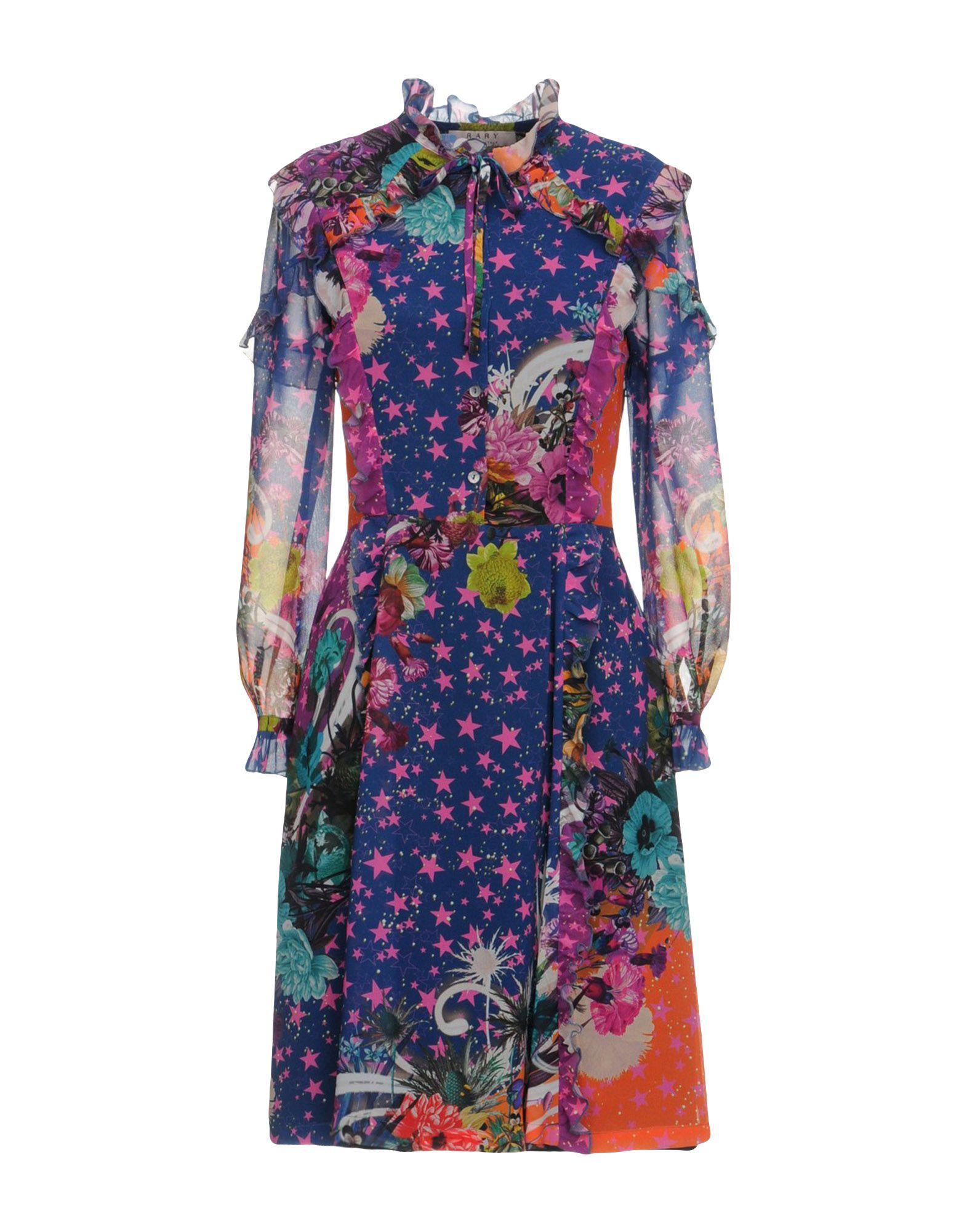 RARY Платье до колена цена 2017