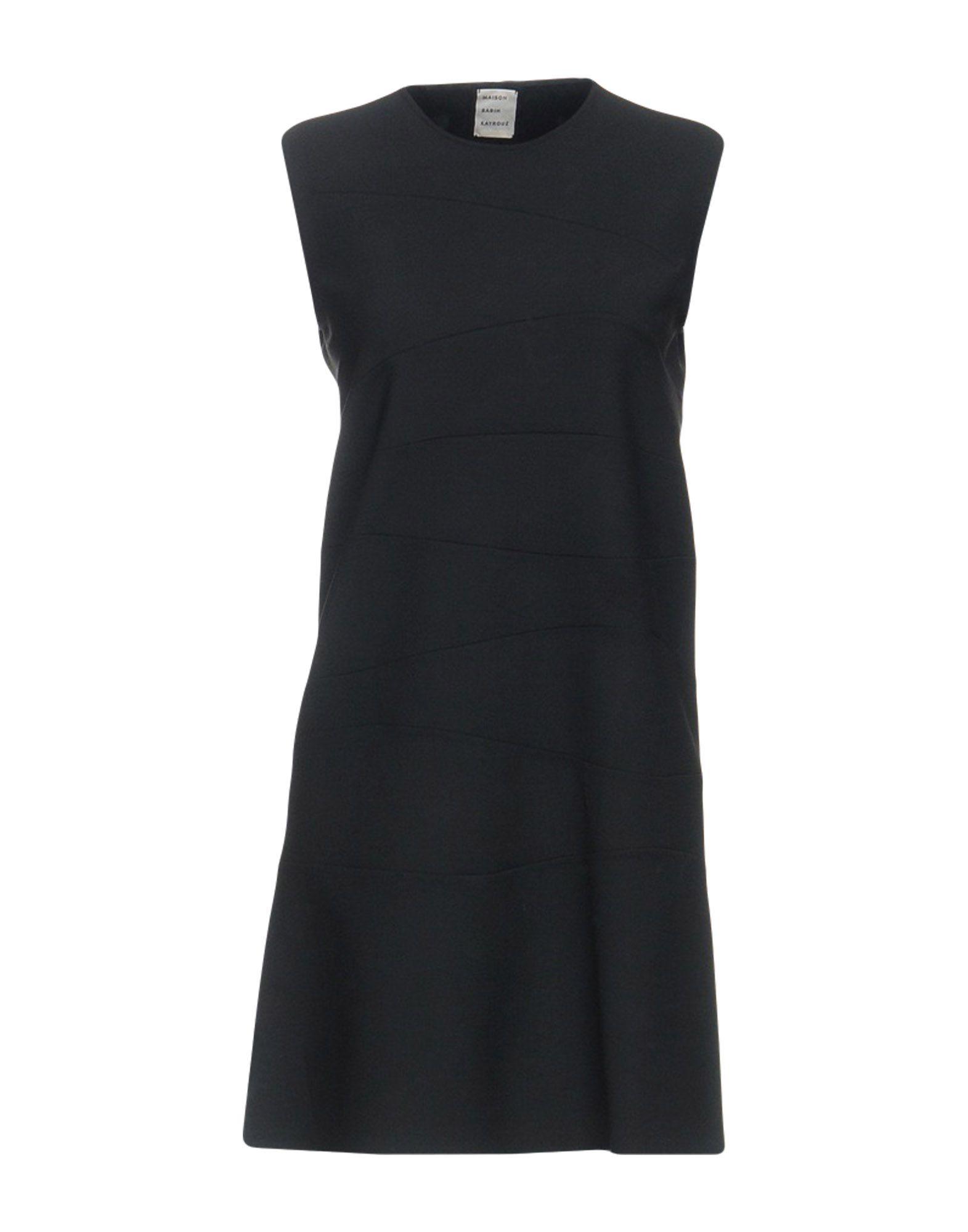 MAISON RABIH KAYROUZ Короткое платье maison rabih kayrouz блузка