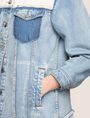 ARMANI EXCHANGE Jeansjacke Damen b