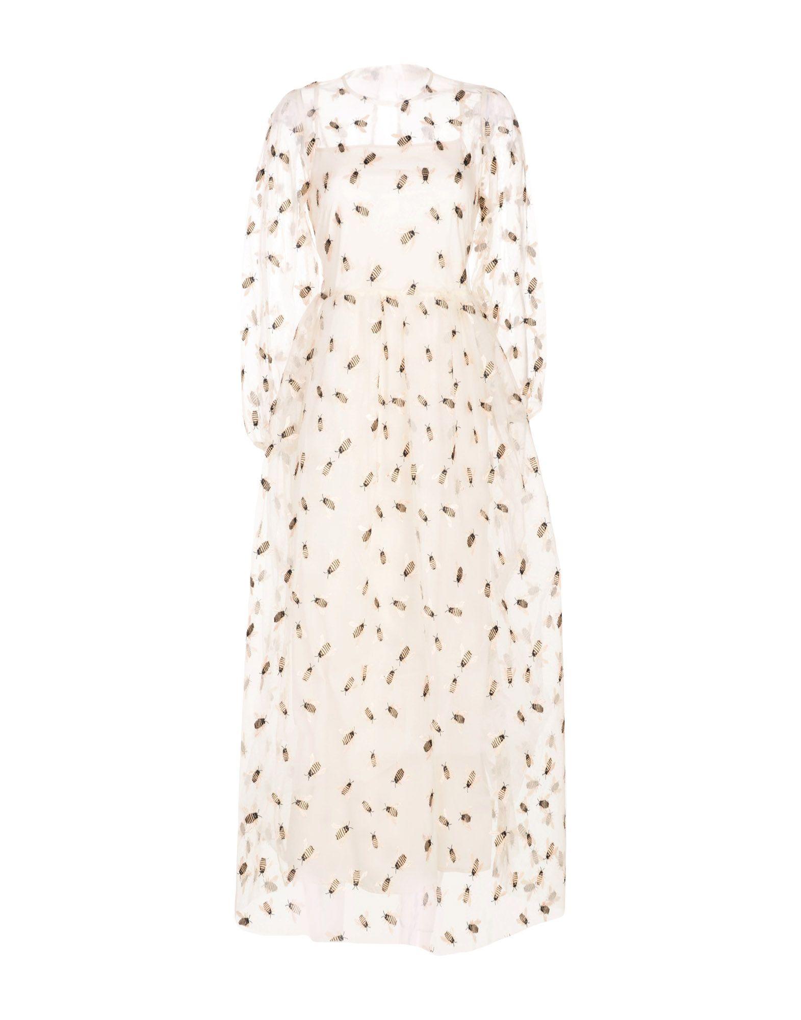 VICOLO Платье длиной 3/4 lisa corti платье длиной 3 4