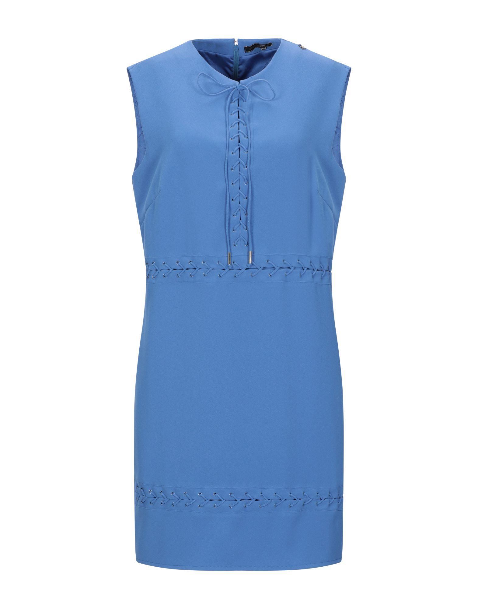 ELISABETTA FRANCHI 24 ORE Короткое платье elisabetta franchi 24 ore короткое платье