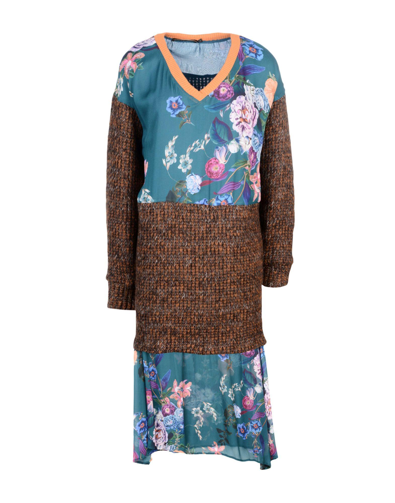 MARIAGRAZIA PANIZZI Платье до колена цена 2017