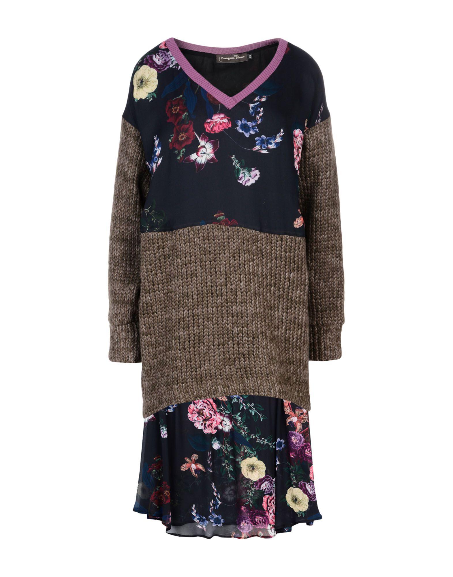 все цены на MARIAGRAZIA PANIZZI Платье до колена онлайн