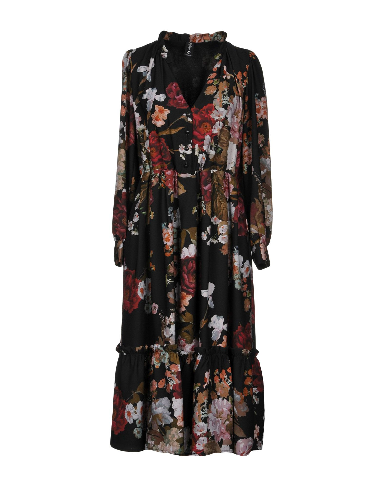 MARYLEY Платье длиной 3/4 lisa corti платье длиной 3 4