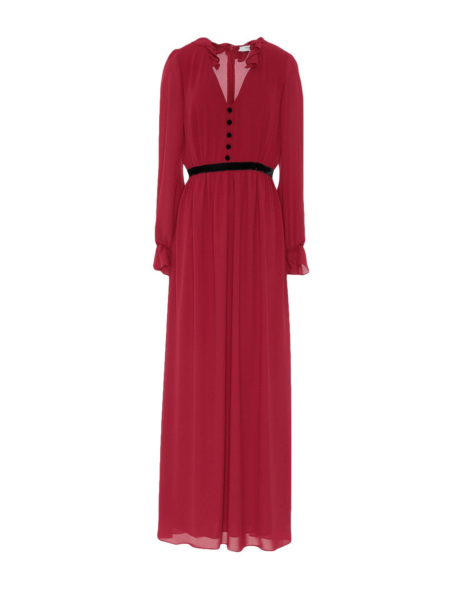 NINA 14.7 Длинное платье