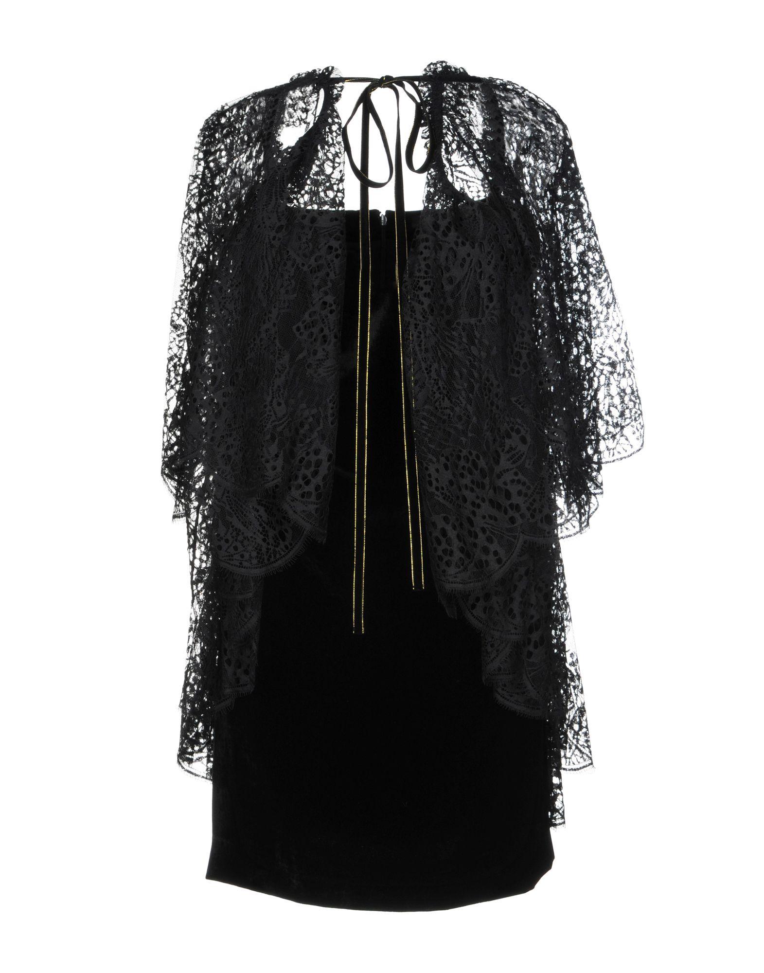 купить ROBERTO CAVALLI Короткое платье по цене 23650 рублей