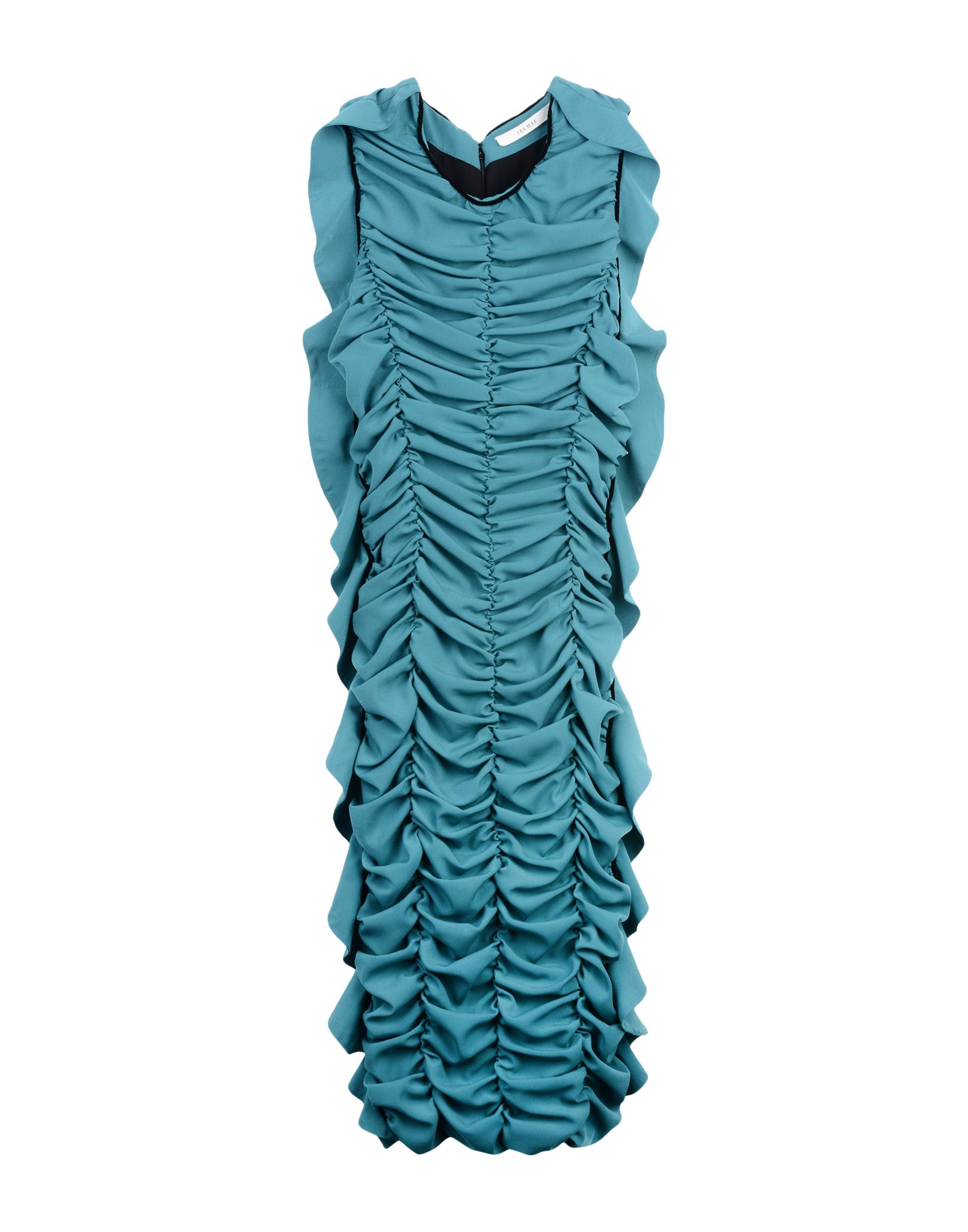 LUCILLE Платье до колена недорго, оригинальная цена