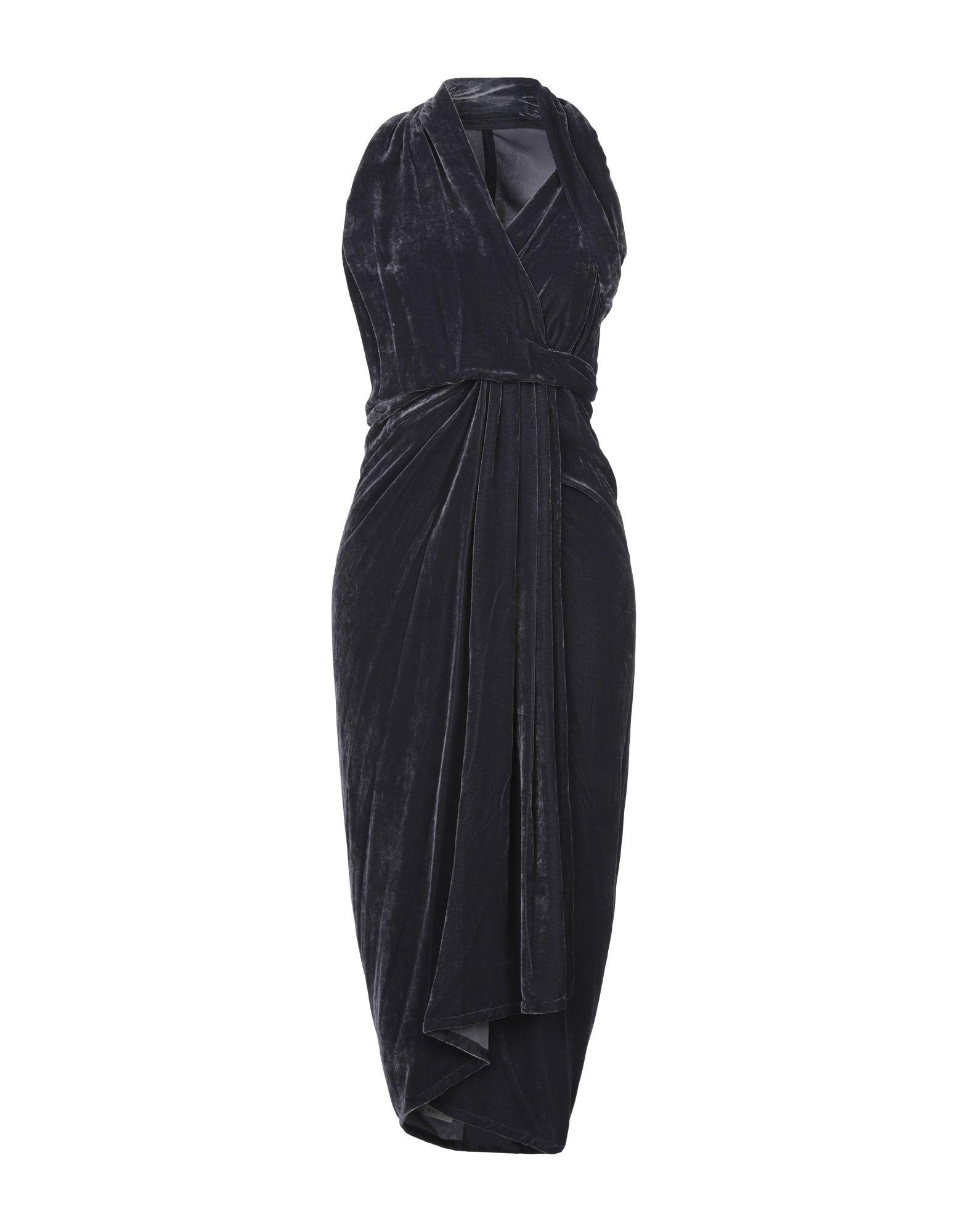 RICK OWENS Платье длиной 3/4