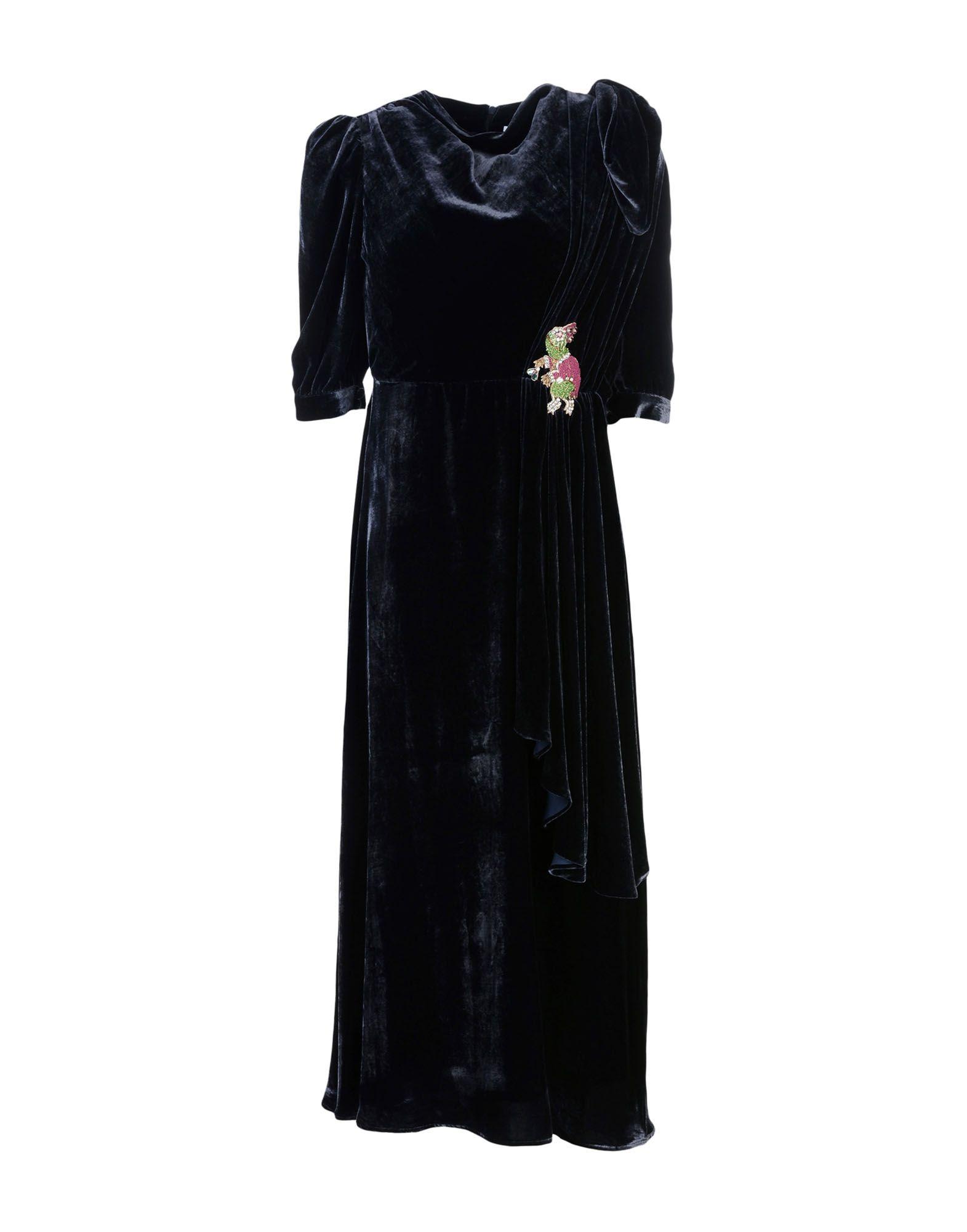 VIVETTA Платье длиной 3/4 vivetta юбка длиной 3 4