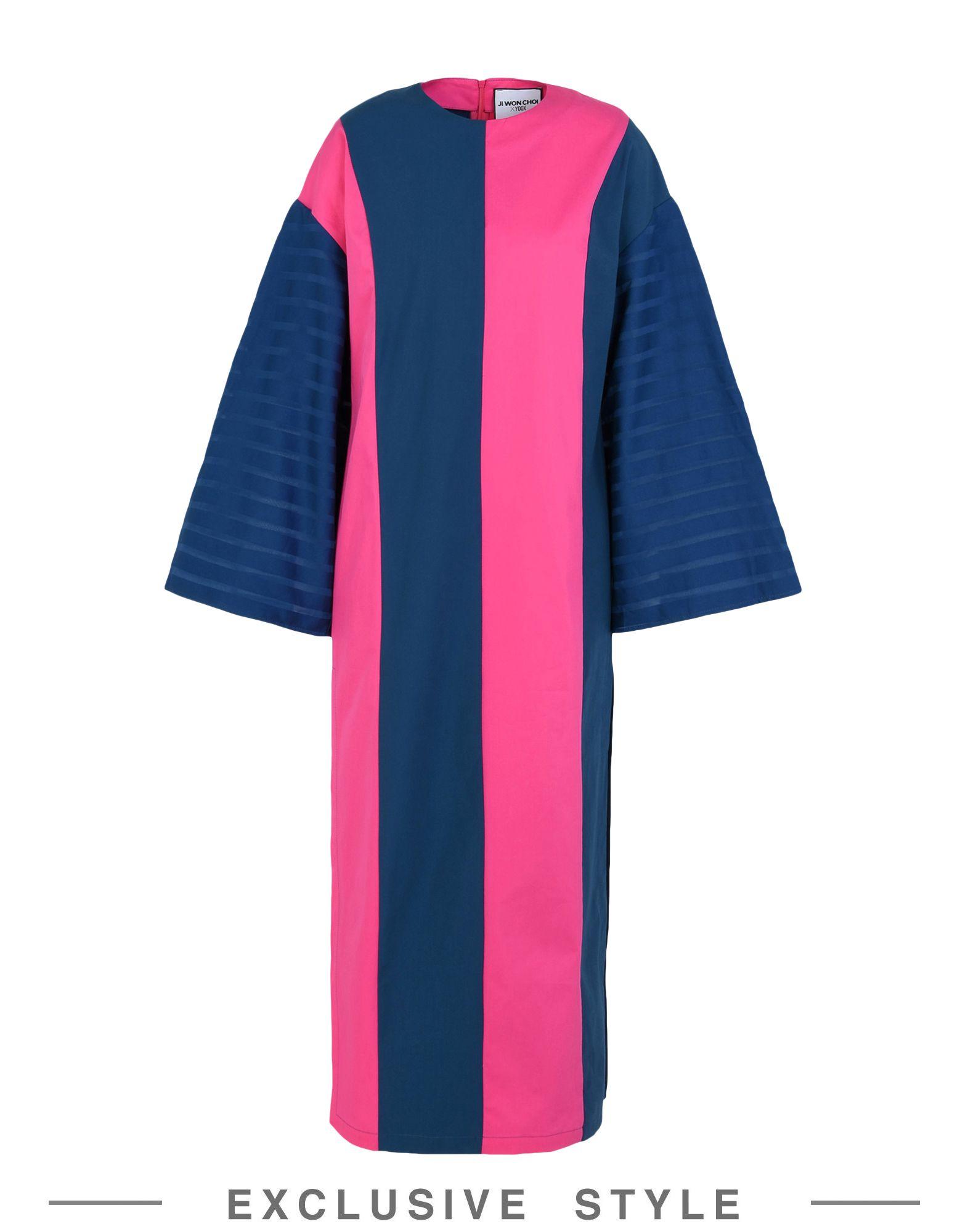 JI WON CHOI x YOOX Длинное платье