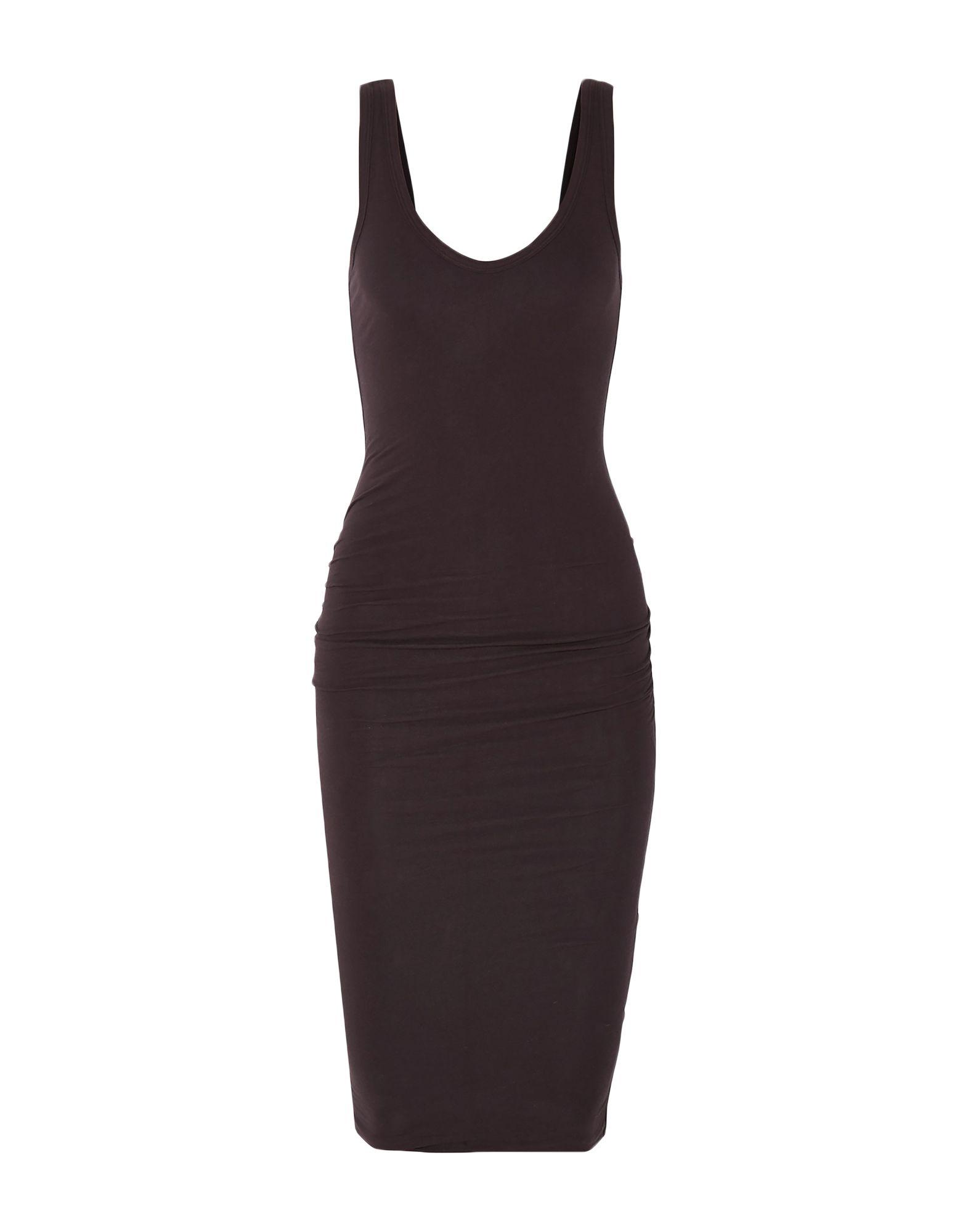 JAMES PERSE Платье миди james perse standard юбка длиной 3 4