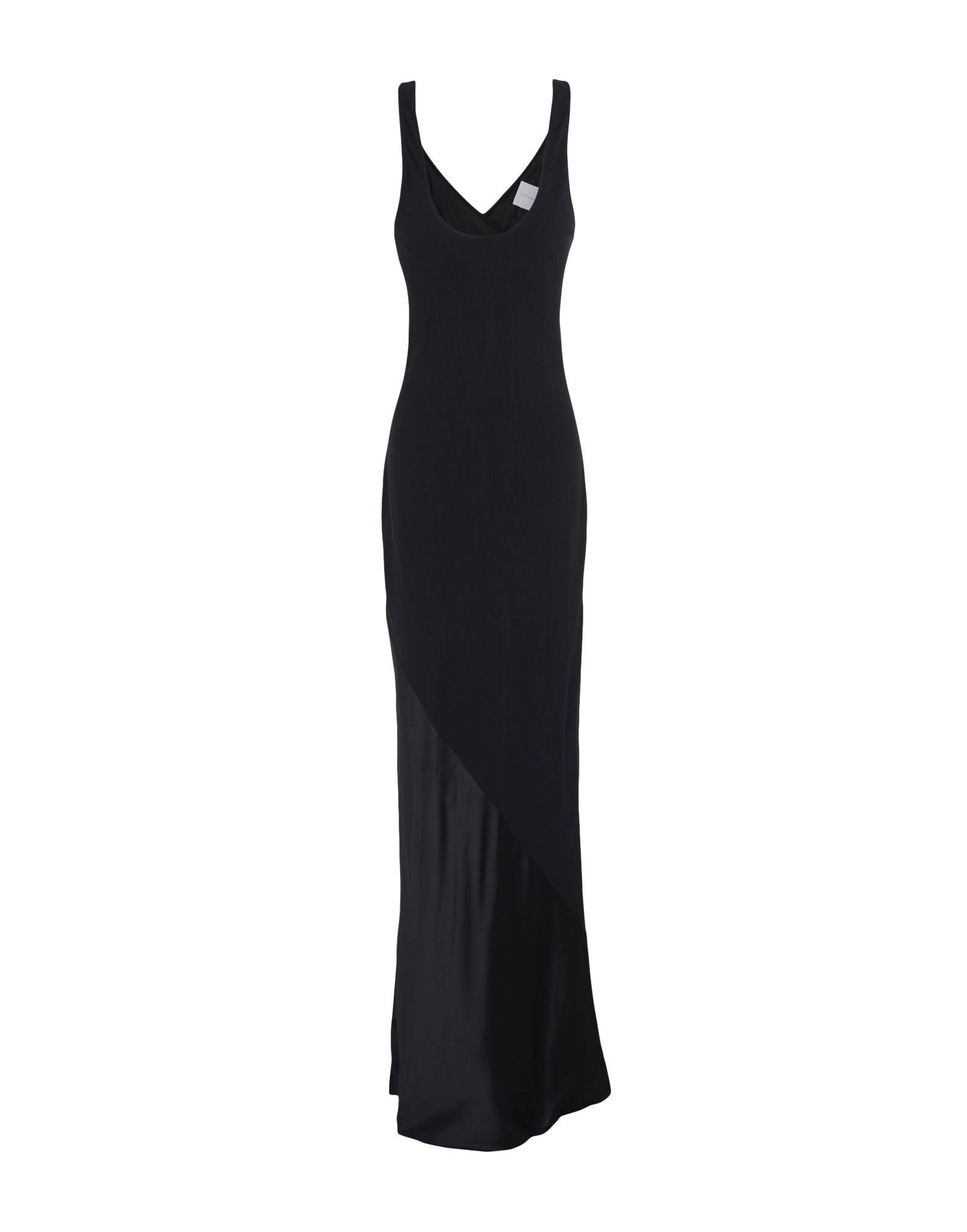 DION LEE Длинное платье