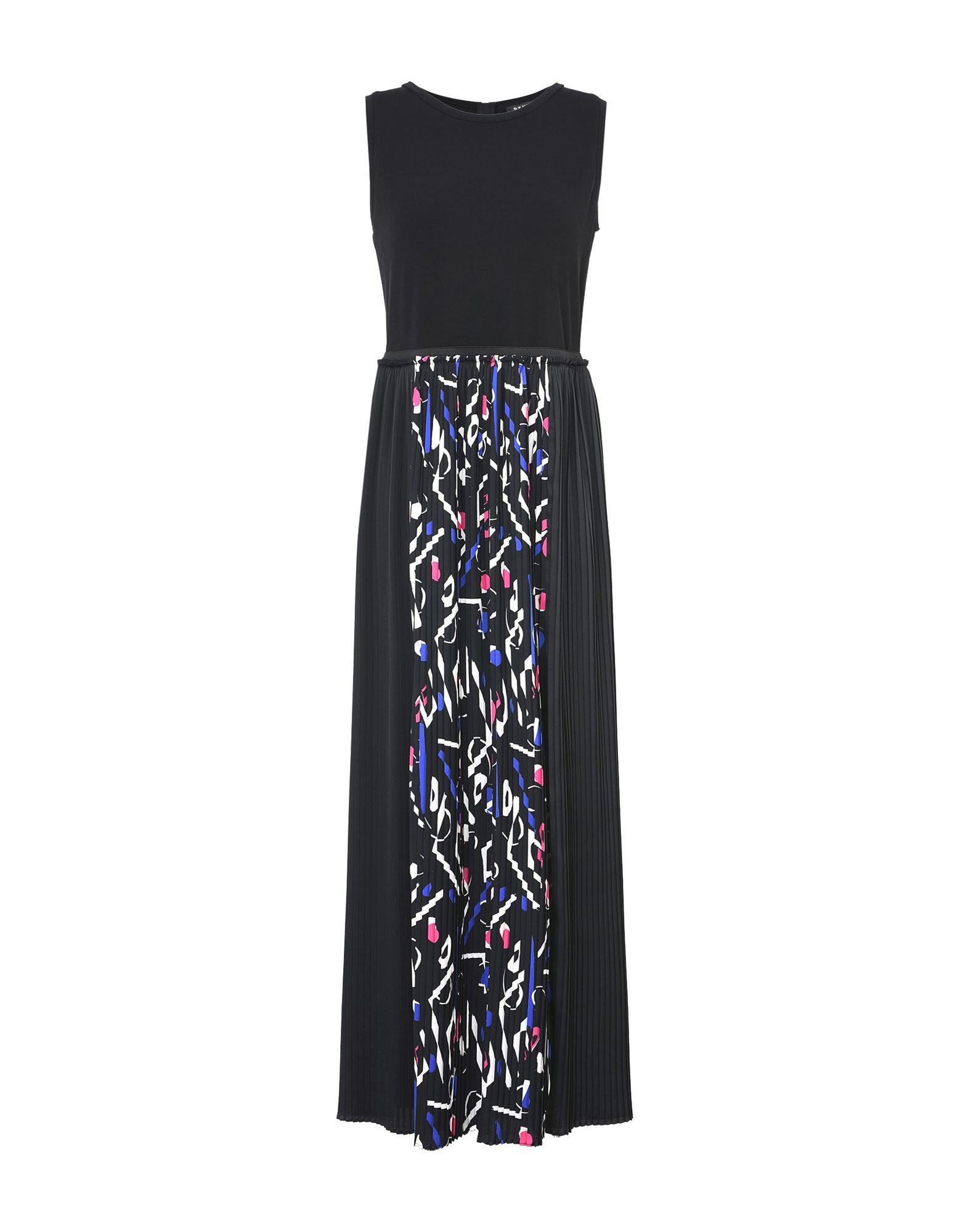 DKNY Длинное платье
