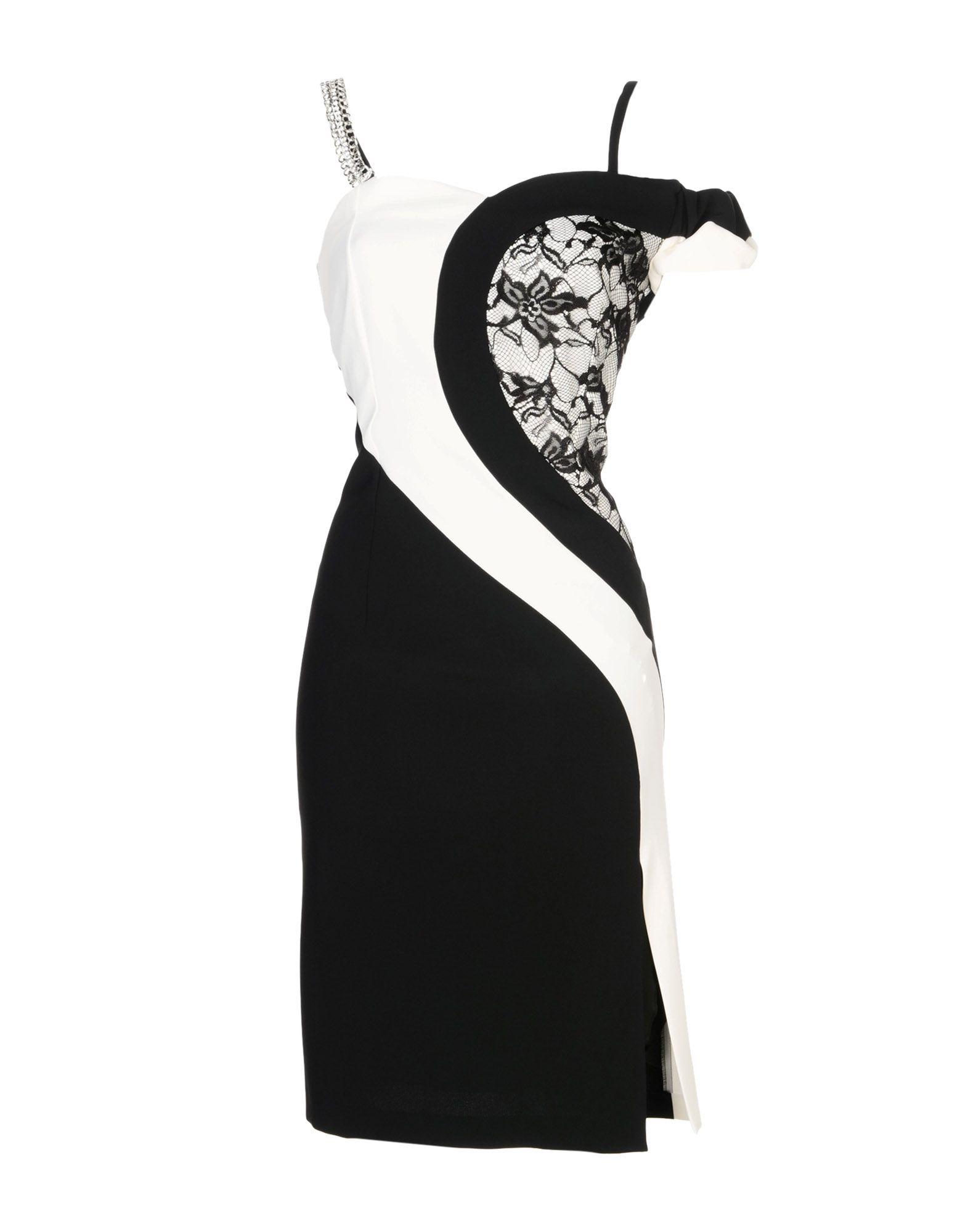 VIA DEGLI ARTIGIANI Платье до колена