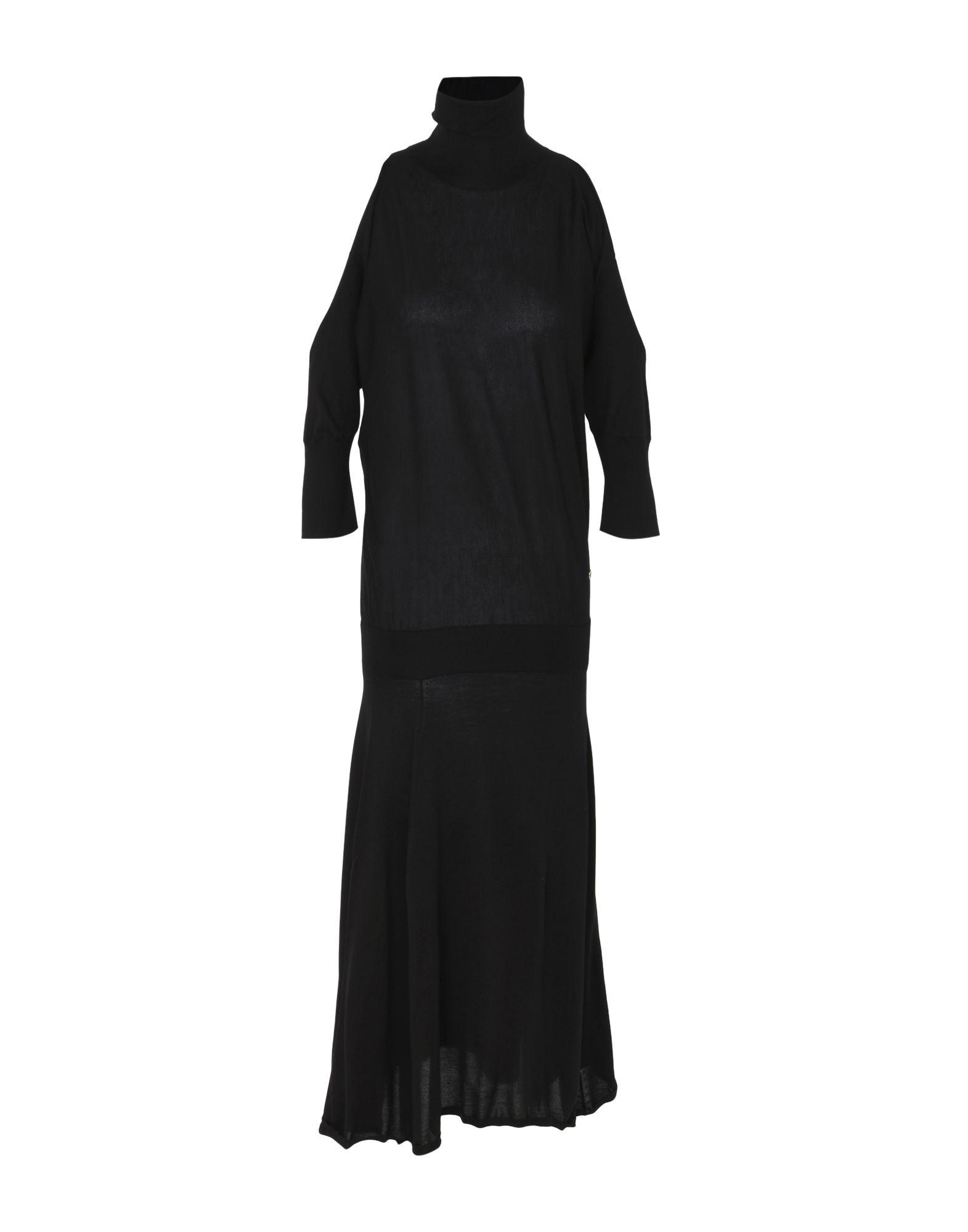 CRUCIANI Платье длиной 3/4 rodarte платье длиной 3 4