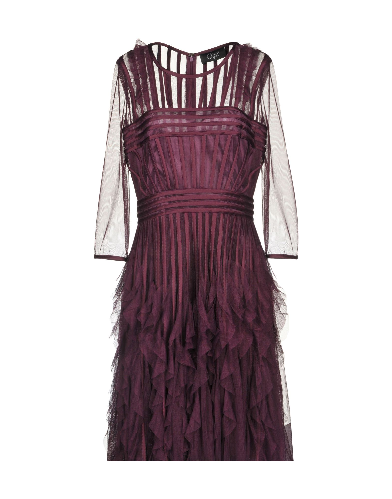 Фото - CLIPS Платье до колена alice san diego платье до колена