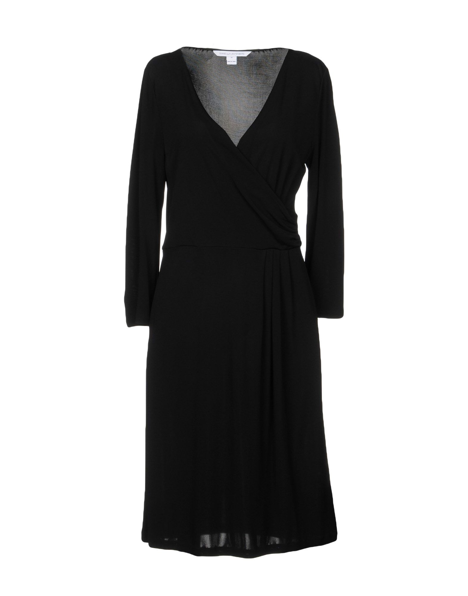 DIANE VON FURSTENBERG Платье до колена diane von furstenberg платье миди с цветочным принтом