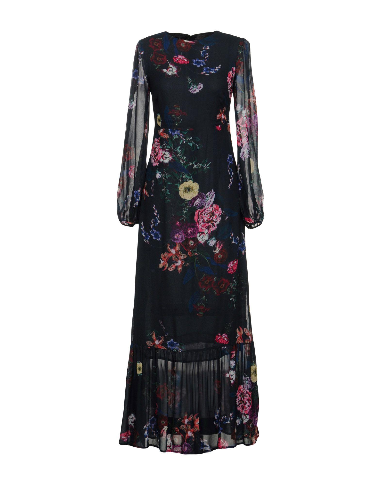 все цены на MARIAGRAZIA PANIZZI Длинное платье онлайн