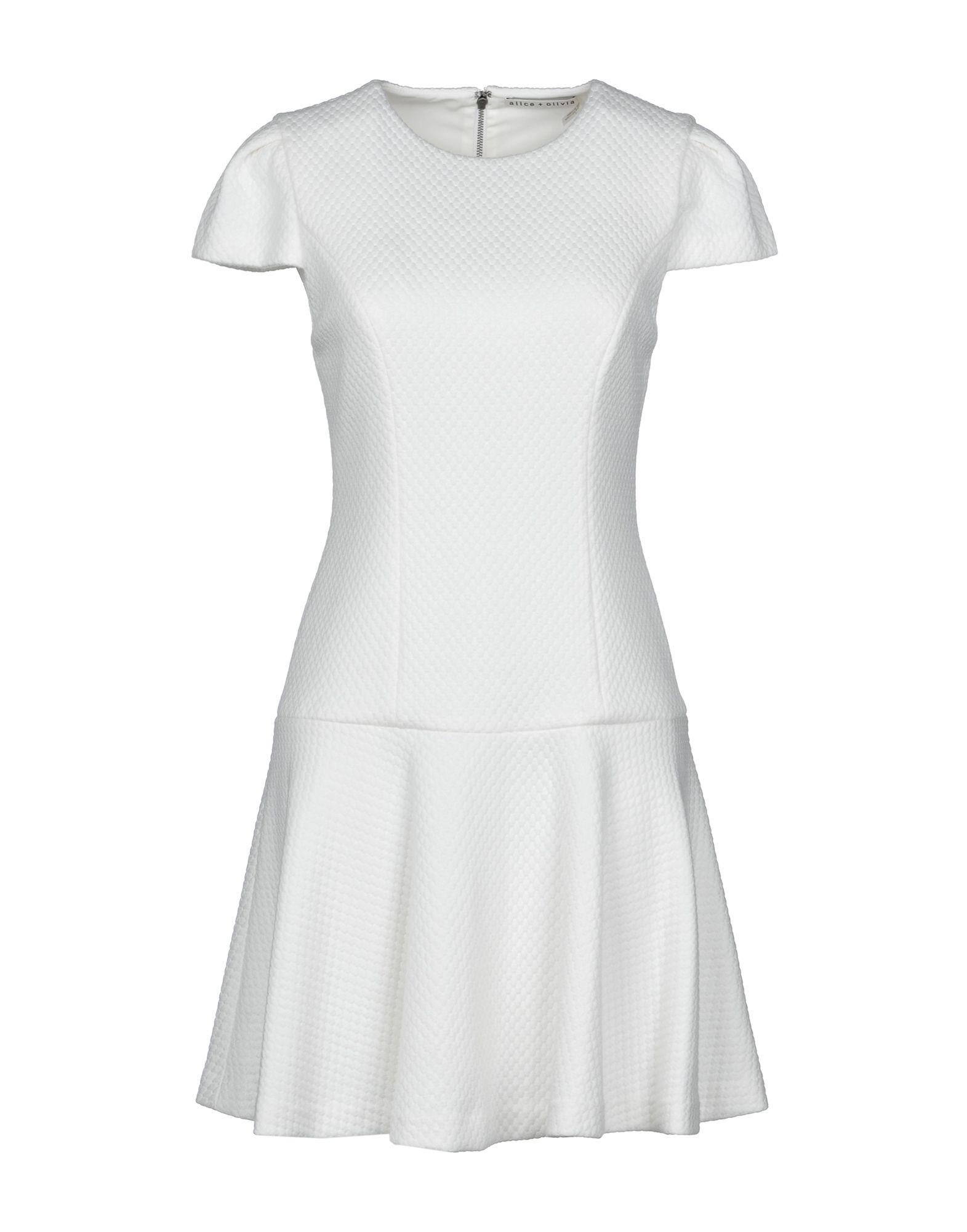 ALICE + OLIVIA Короткое платье платье alice olivia alice olivia al054eweoda0