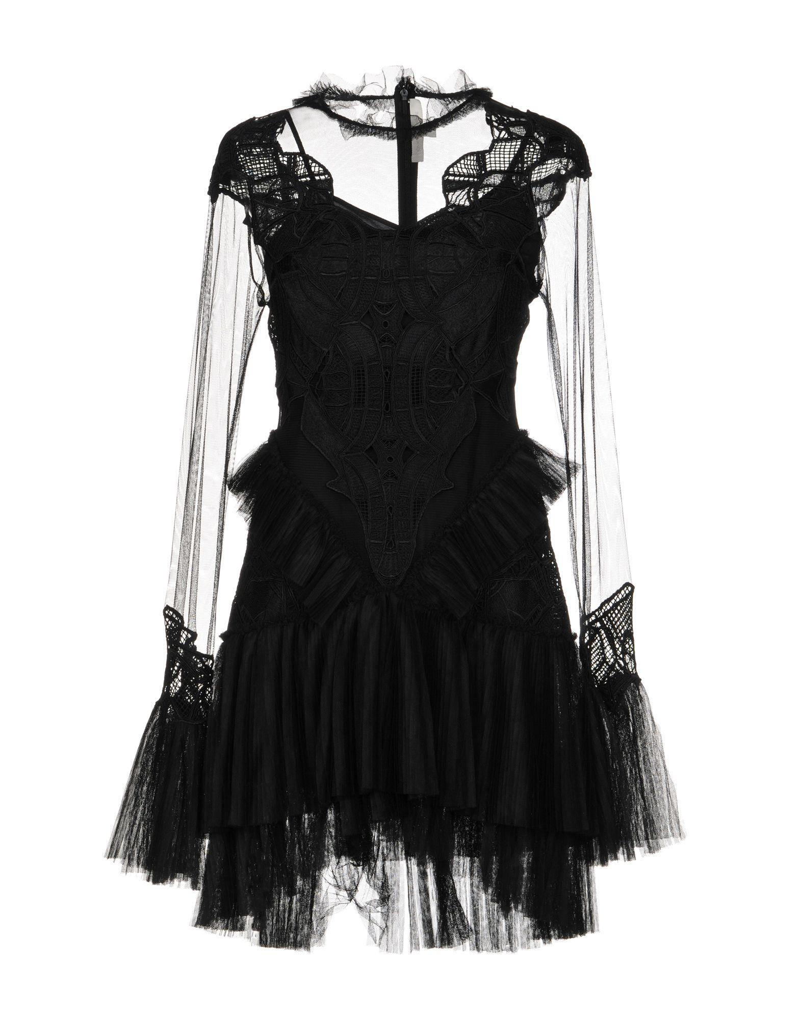 JONATHAN SIMKHAI Короткое платье цена 2017