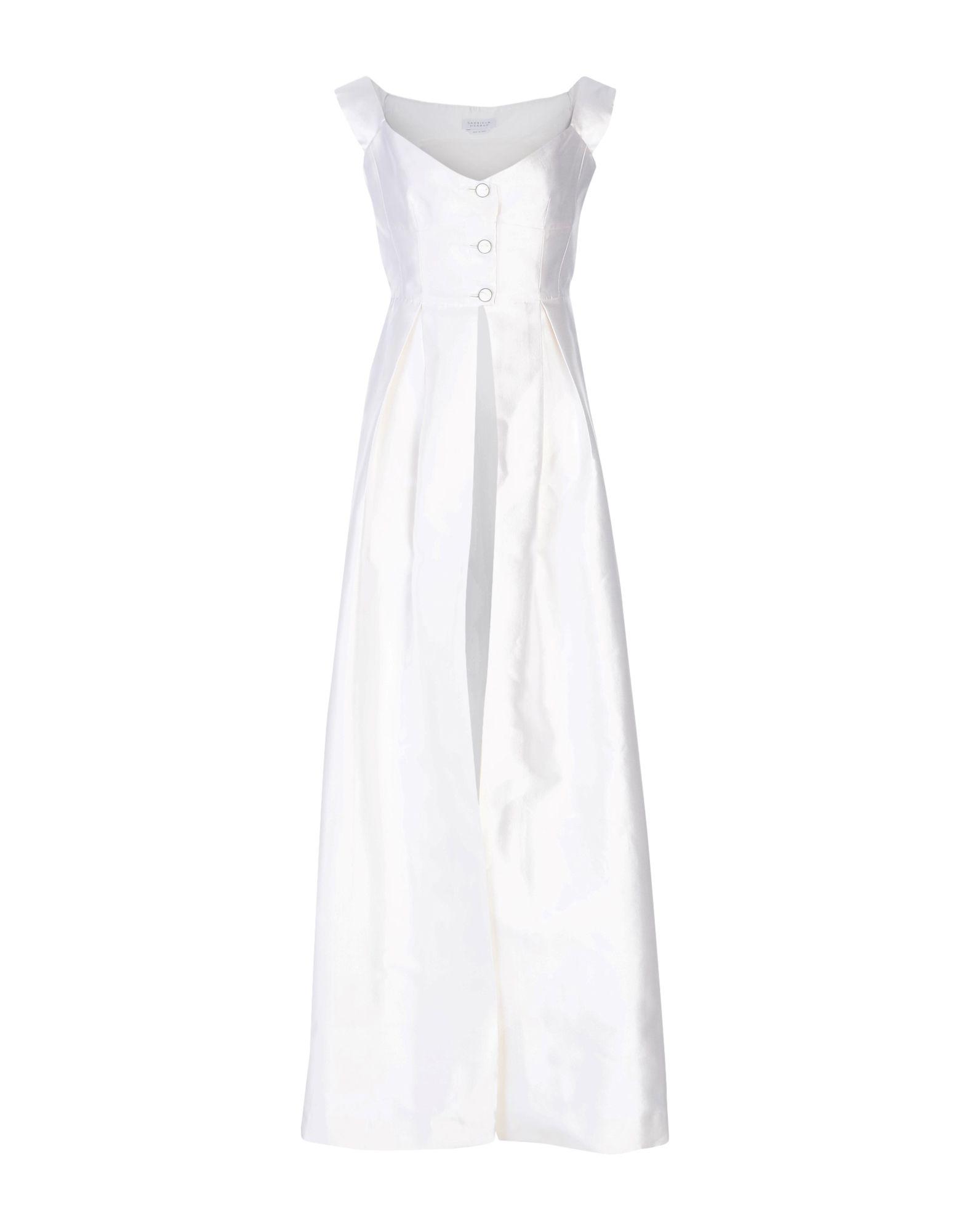 GABRIELA HEARST Длинное платье gabriela блузка gabriela gb 4406 belaya