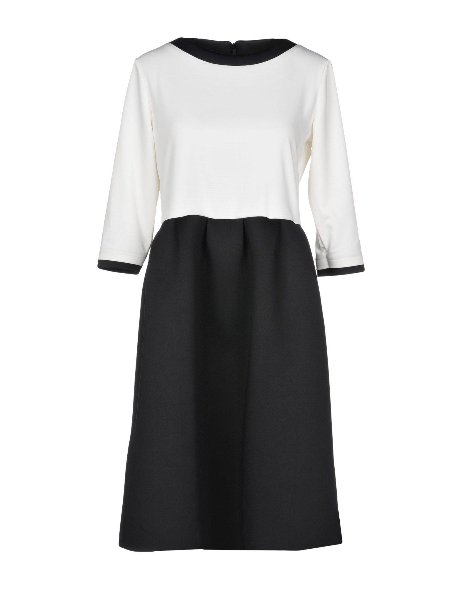 BONSUI Короткое платье bonsui короткое платье