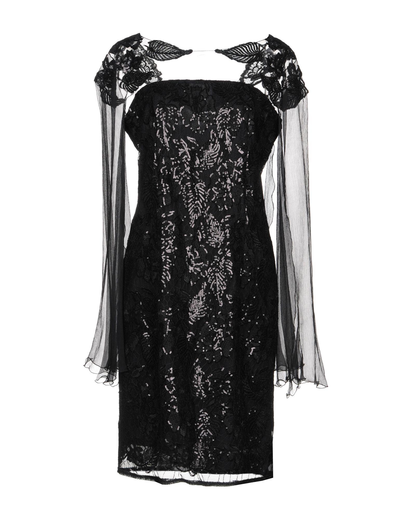 ALBERTA ANTICOLI Короткое платье