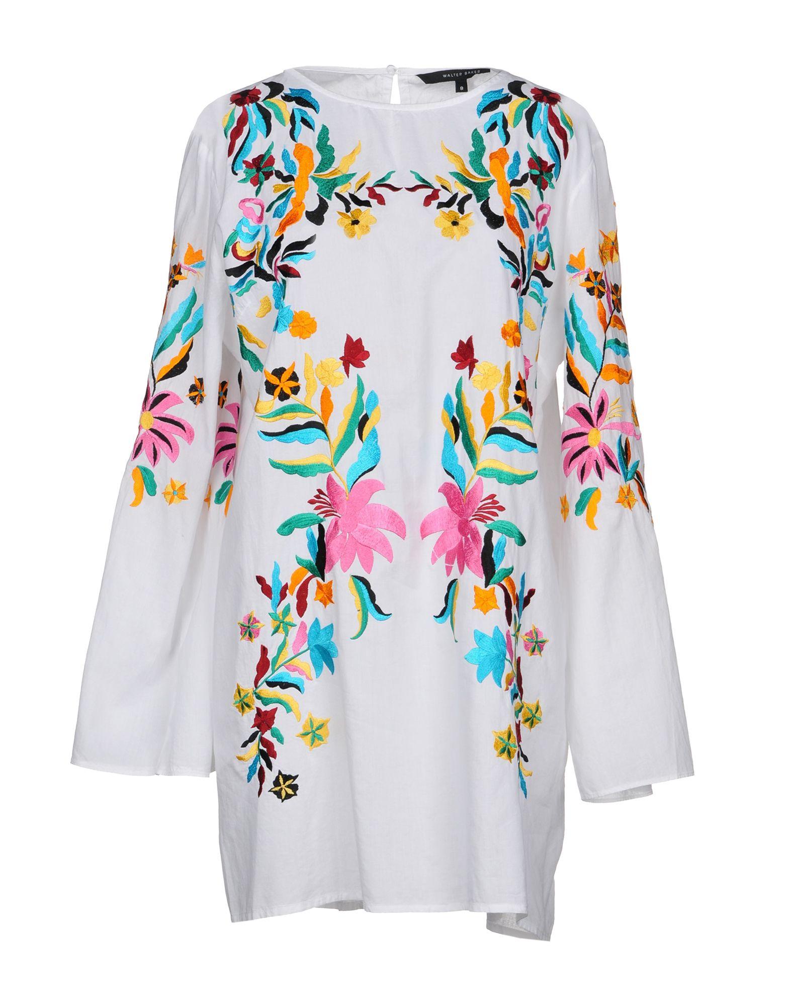 WALTER BAKER Short Dress in White