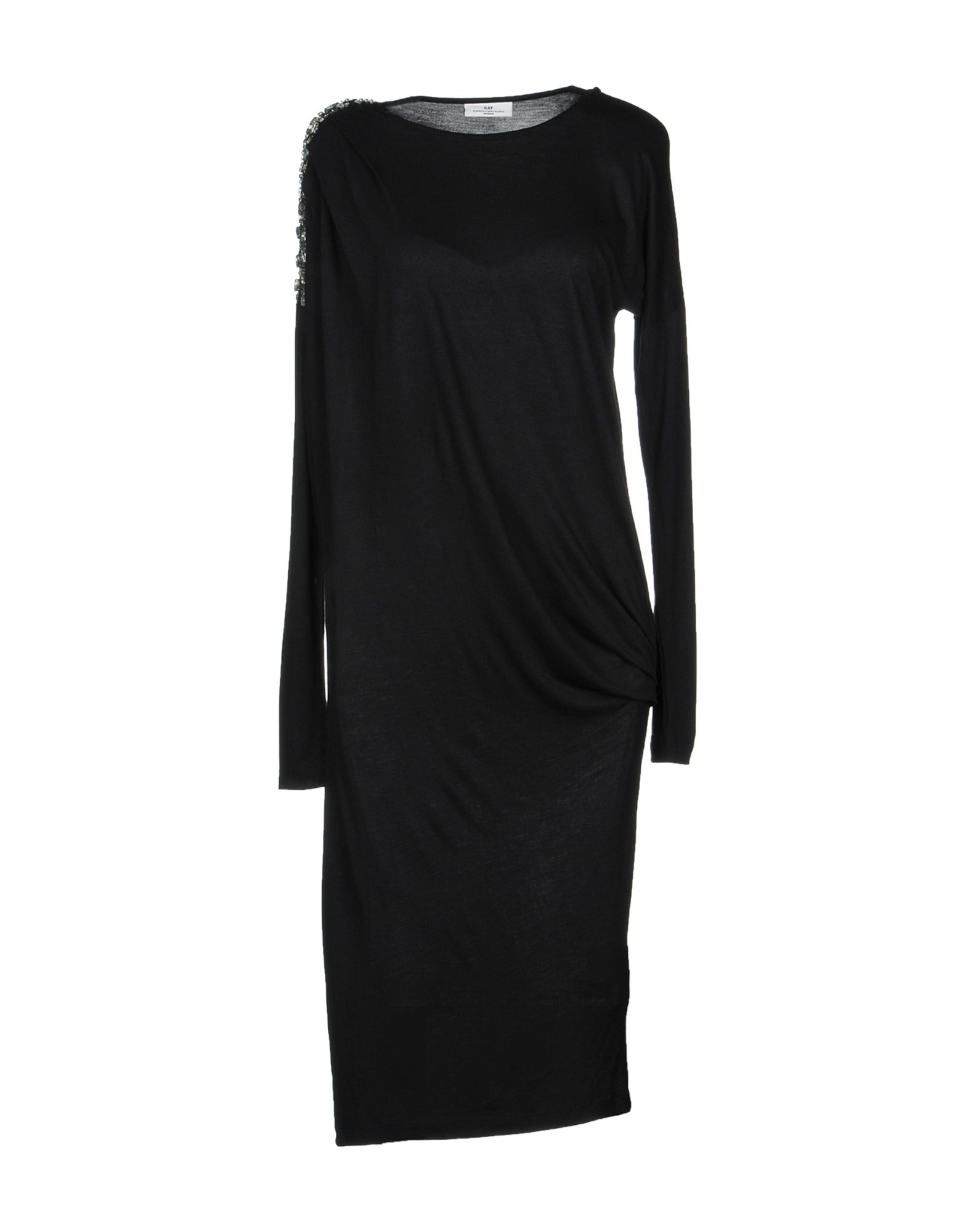 DAY BIRGER ET MIKKELSEN Knee-Length Dress in Black
