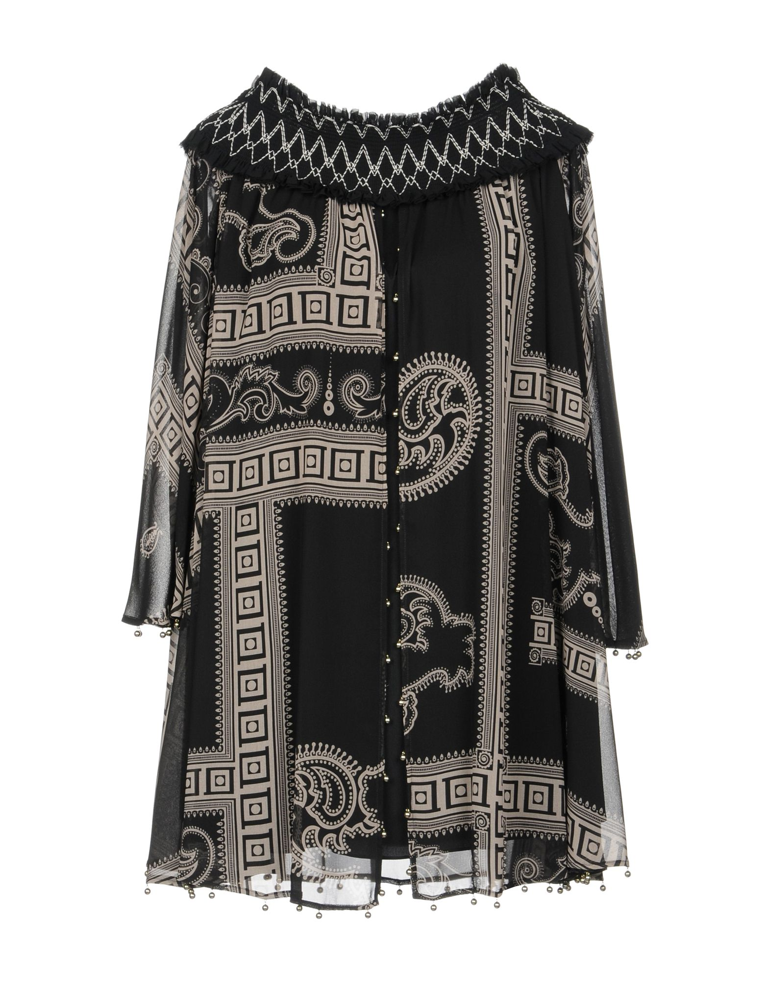 VERSACE COLLECTION Короткое платье versace collection короткое платье