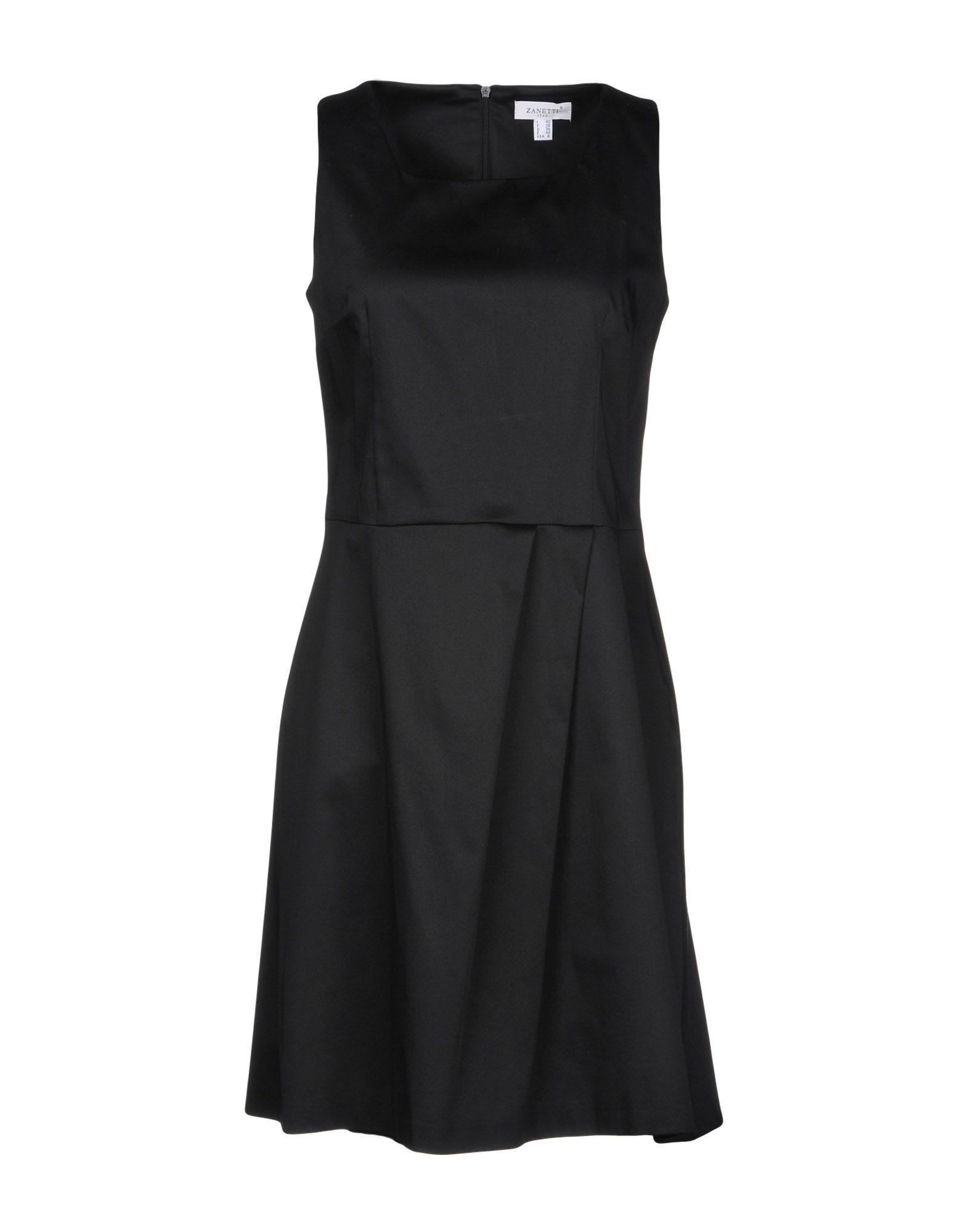 ZANETTI 1965 Короткое платье цена 2017