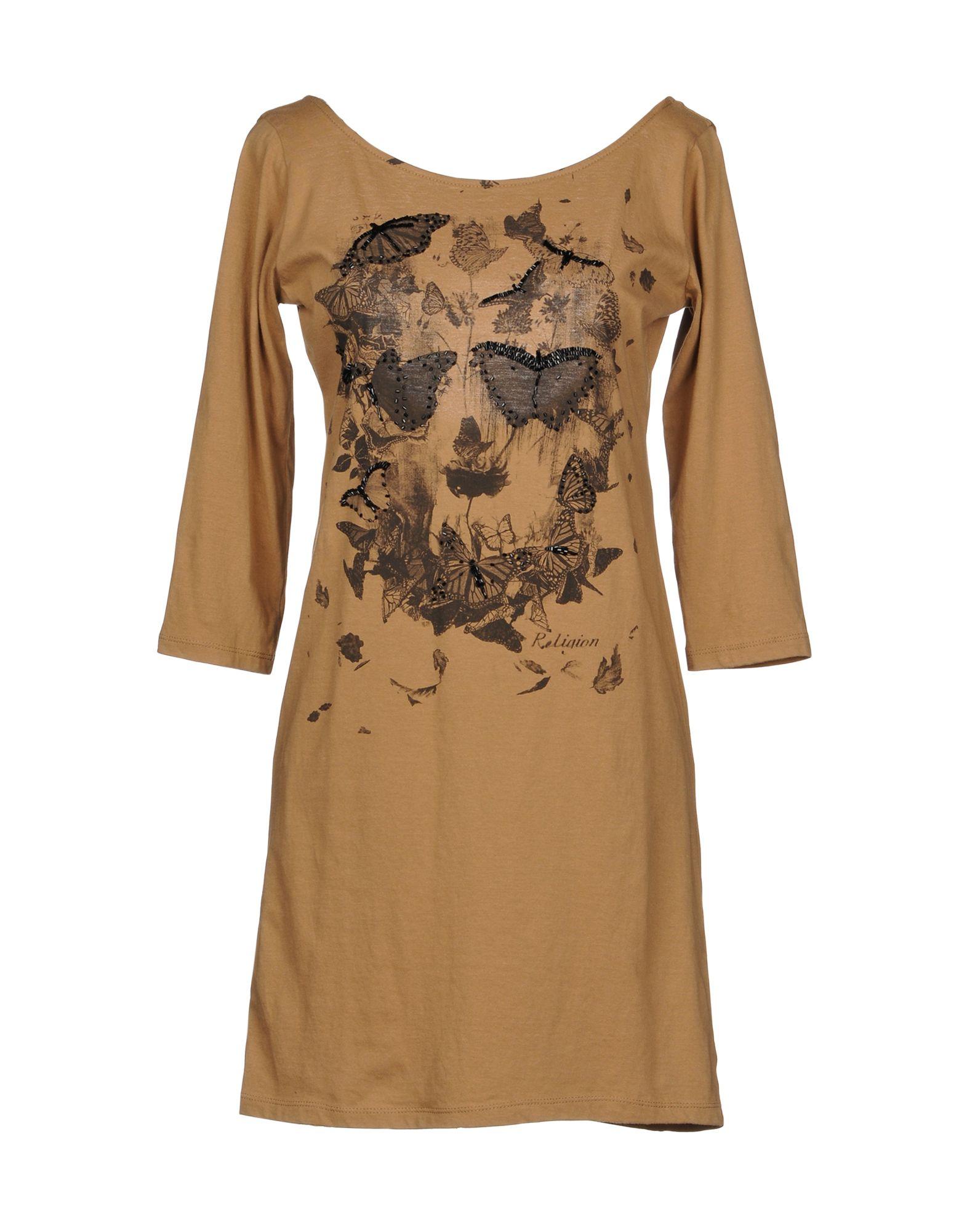 RELIGION Короткое платье religion короткое платье