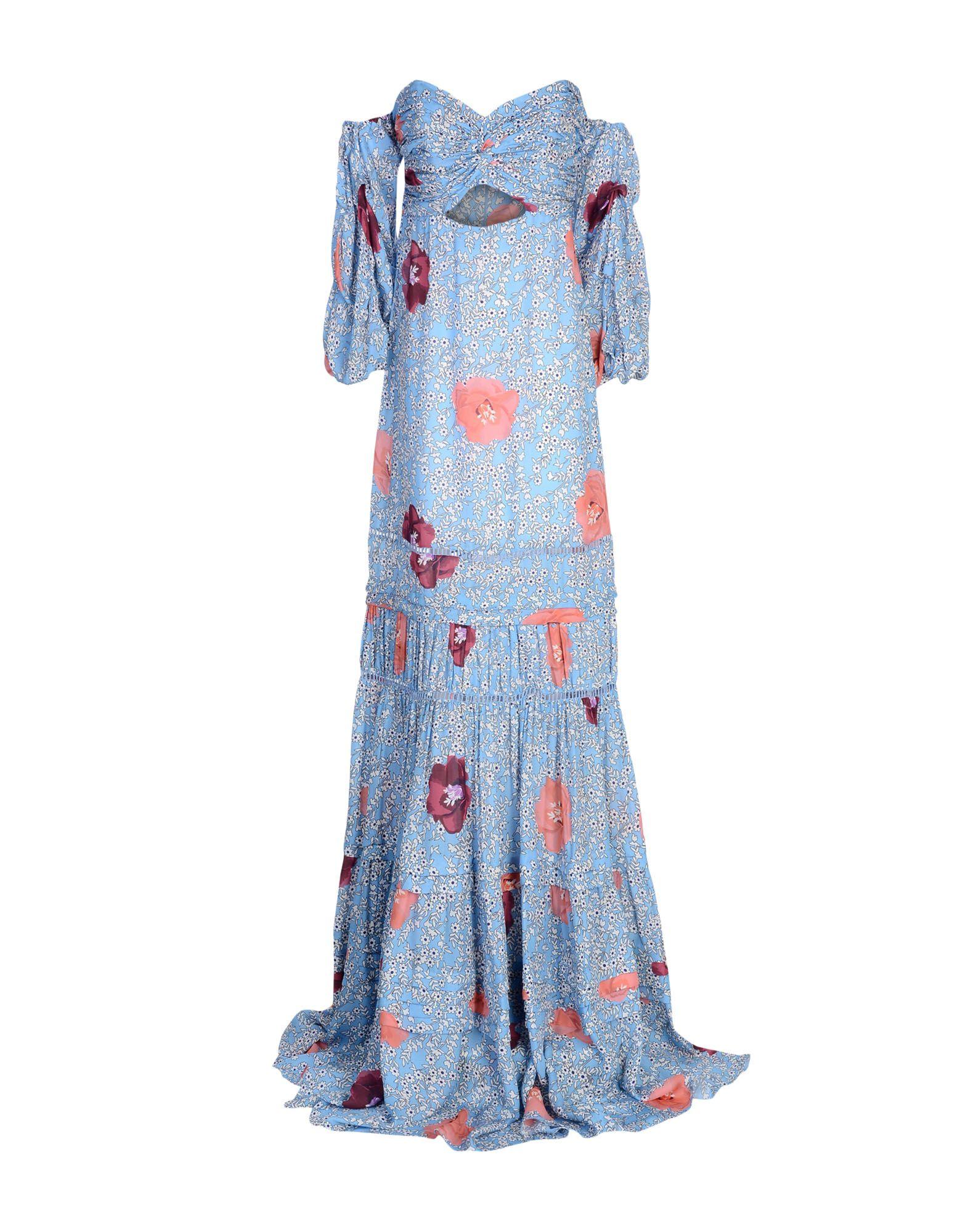 JOHANNA ORTIZ Длинное платье johanna ortiz длинное платье