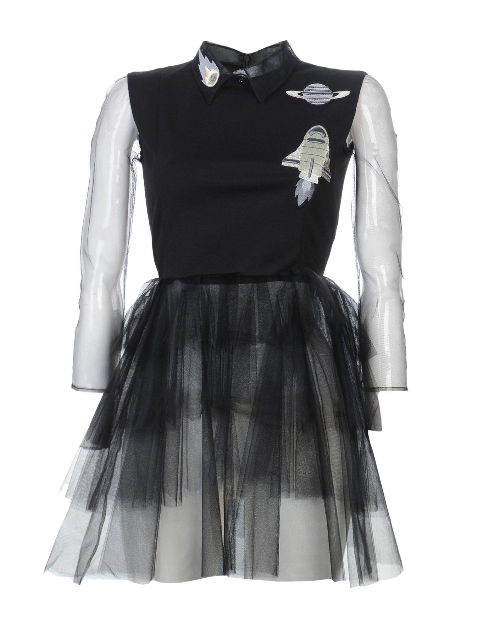 Фото - FRANKIE MORELLO Короткое платье frankie morello короткое платье
