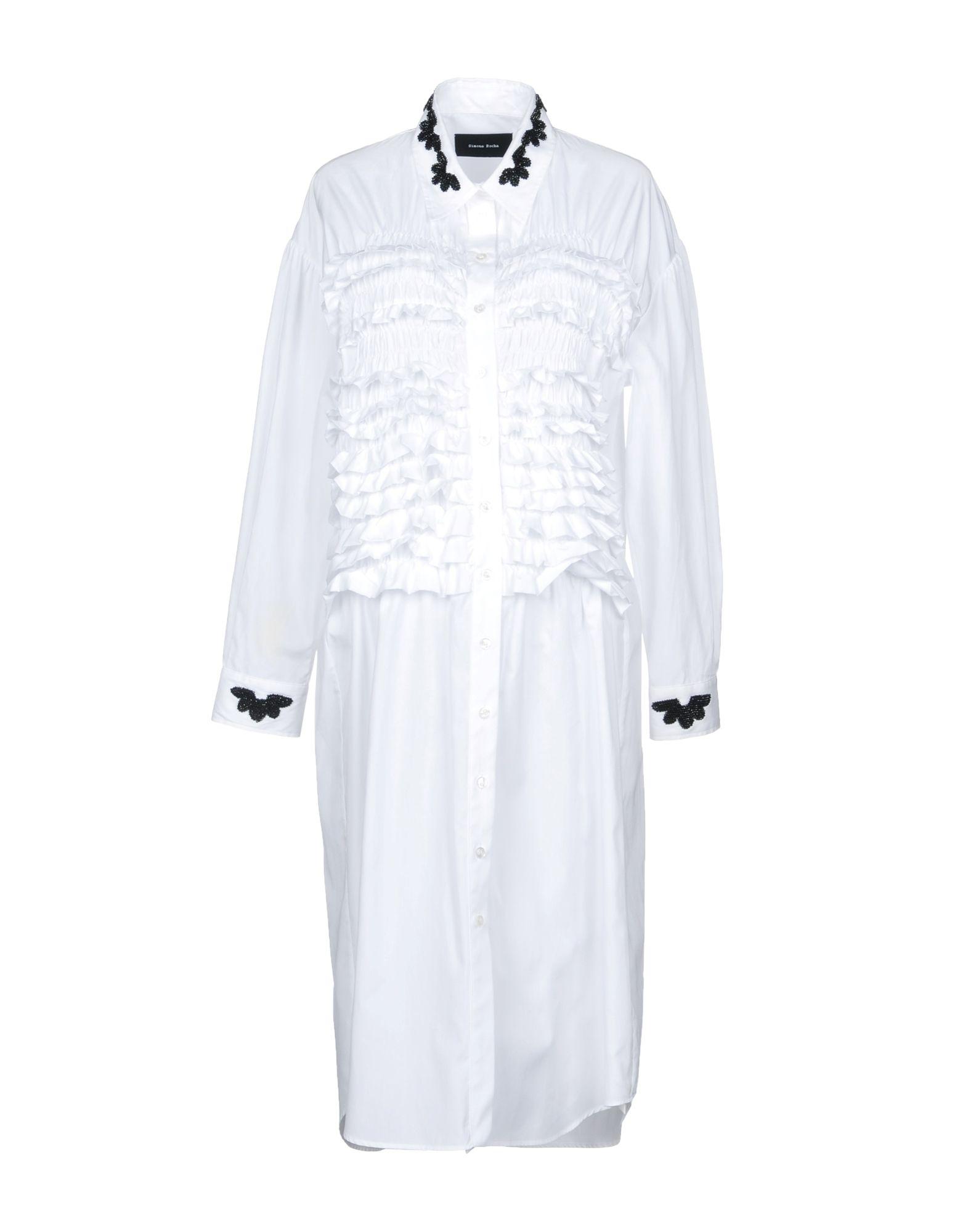 simone rocha x j brand короткое платье SIMONE ROCHA Платье до колена