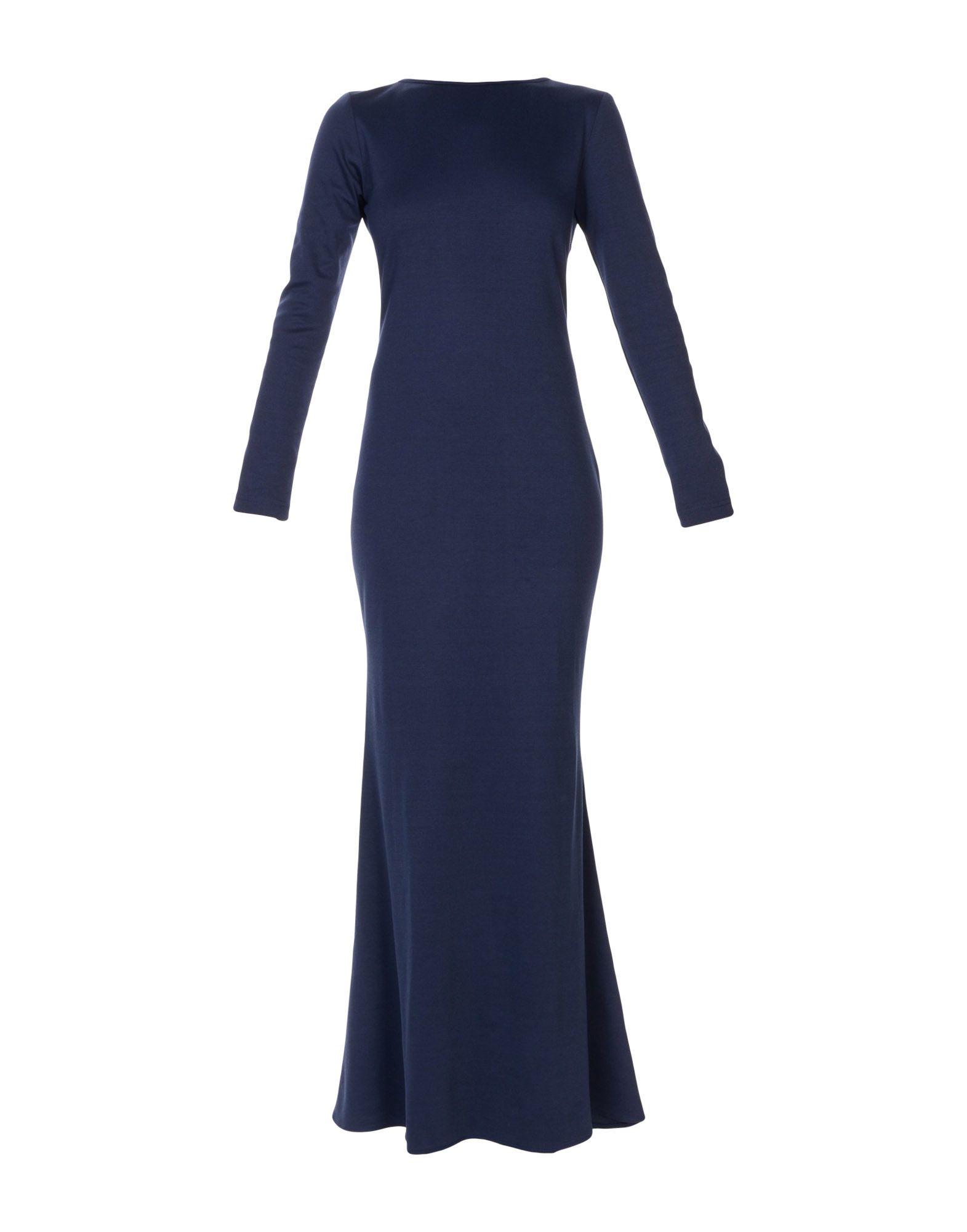 MAIOCCI Длинное платье цена 2017