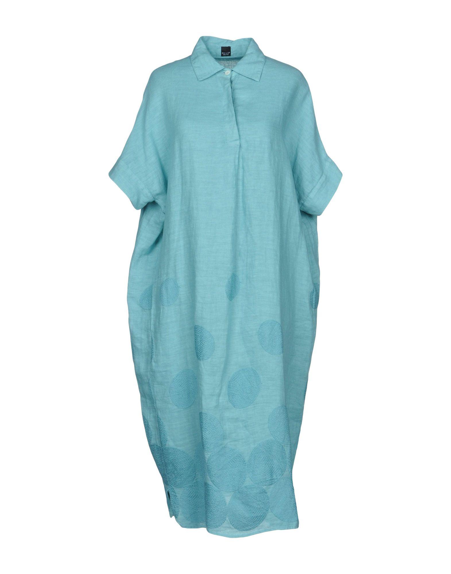 PHILO by MANGOLINI CONFEZIONI Платье до колена philo by mangolini confezioni платье до колена