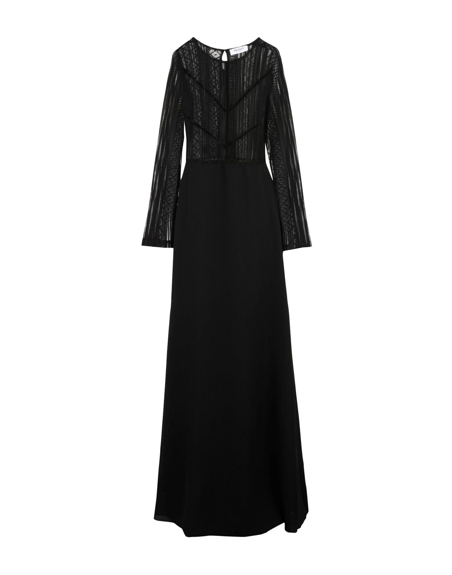 MAIOCCI Длинное платье