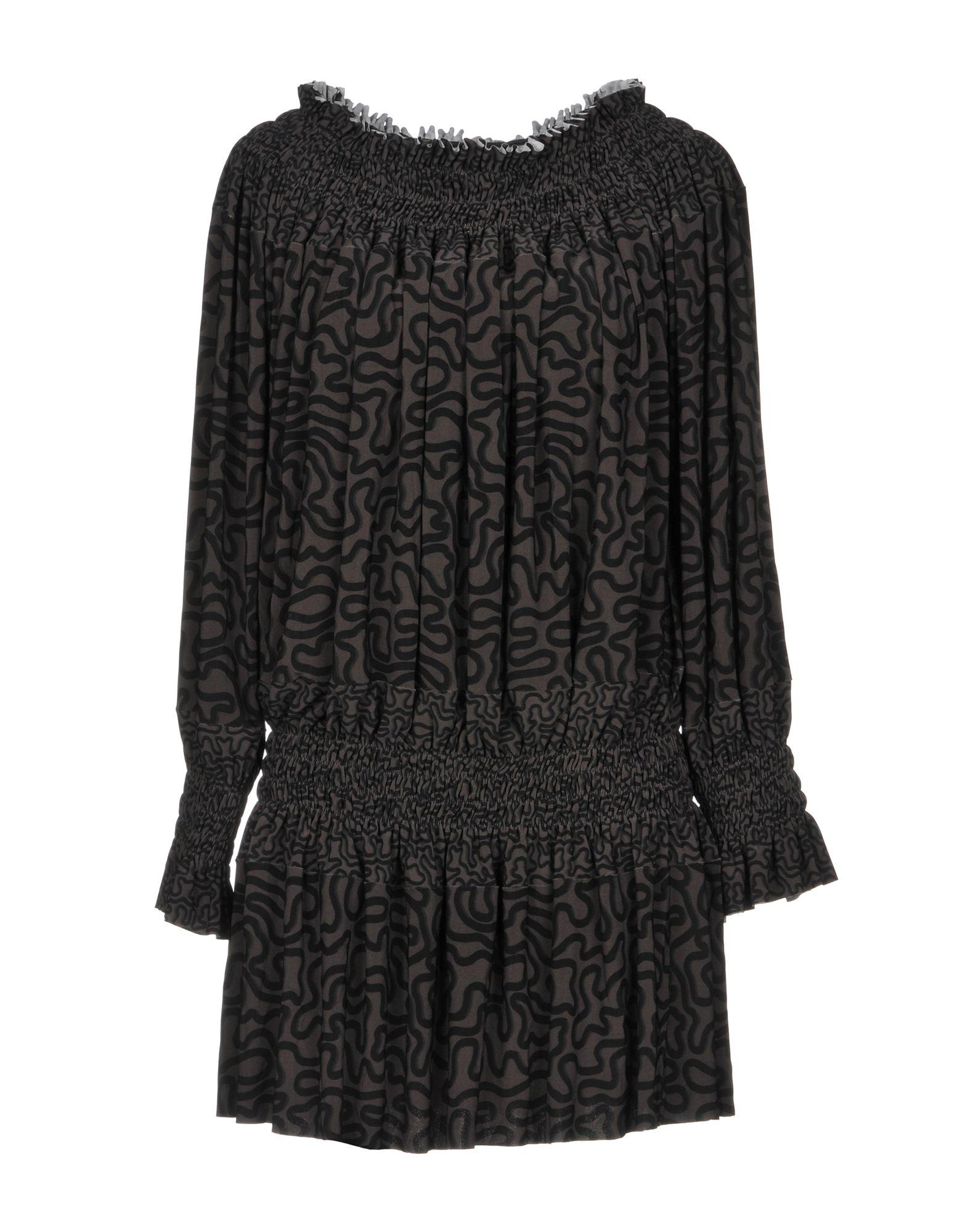 NORMA KAMALI Короткое платье платье