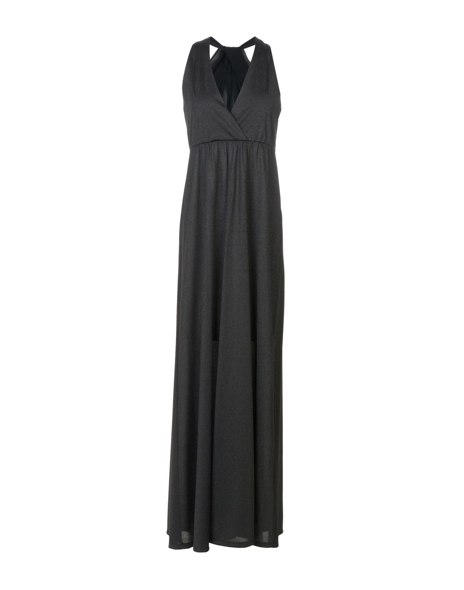 PENNYBLACK Длинное платье pennyblack топ без рукавов