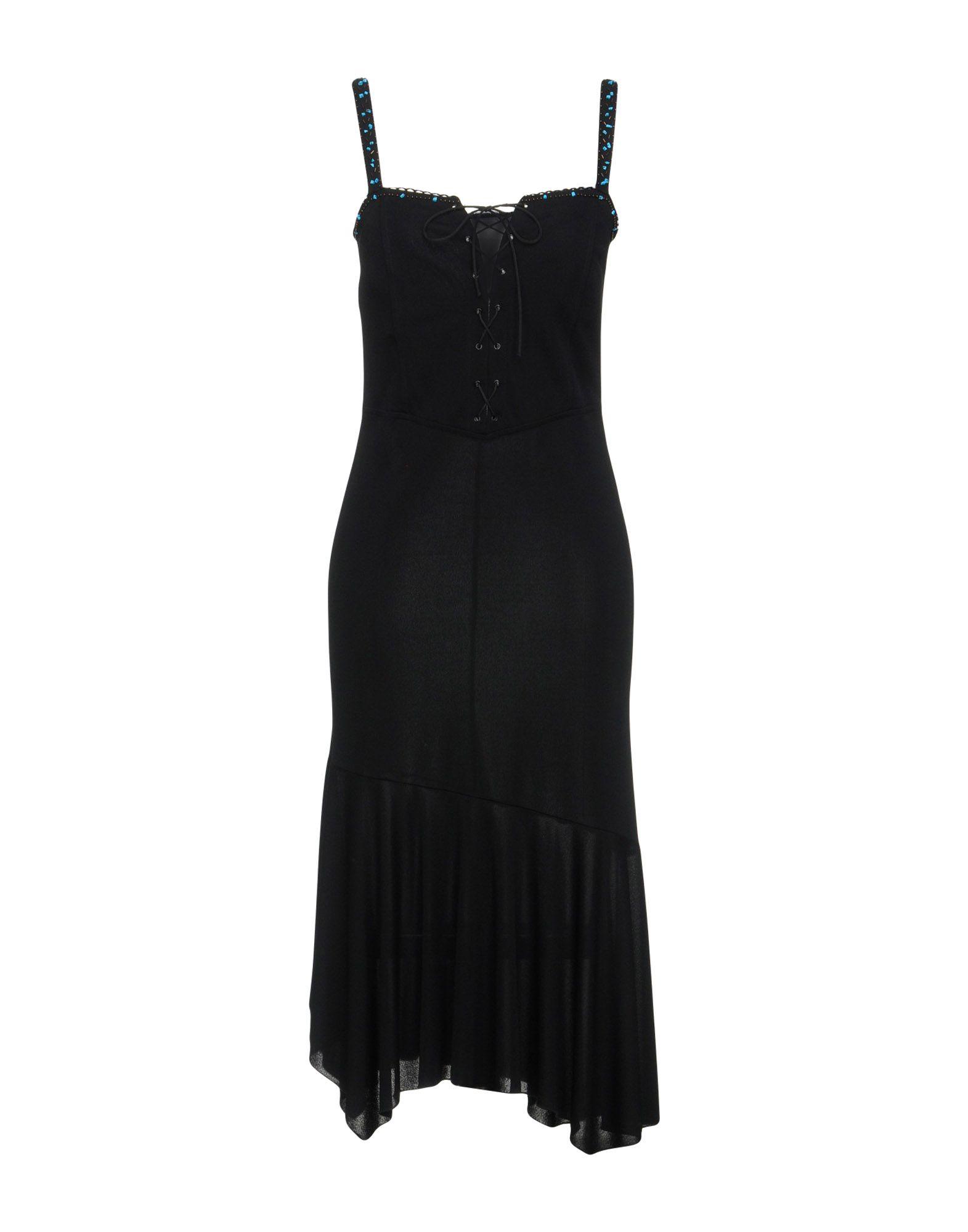 MARTINA ROVERSI Платье длиной 3/4 la martina gmp607xc007 07088