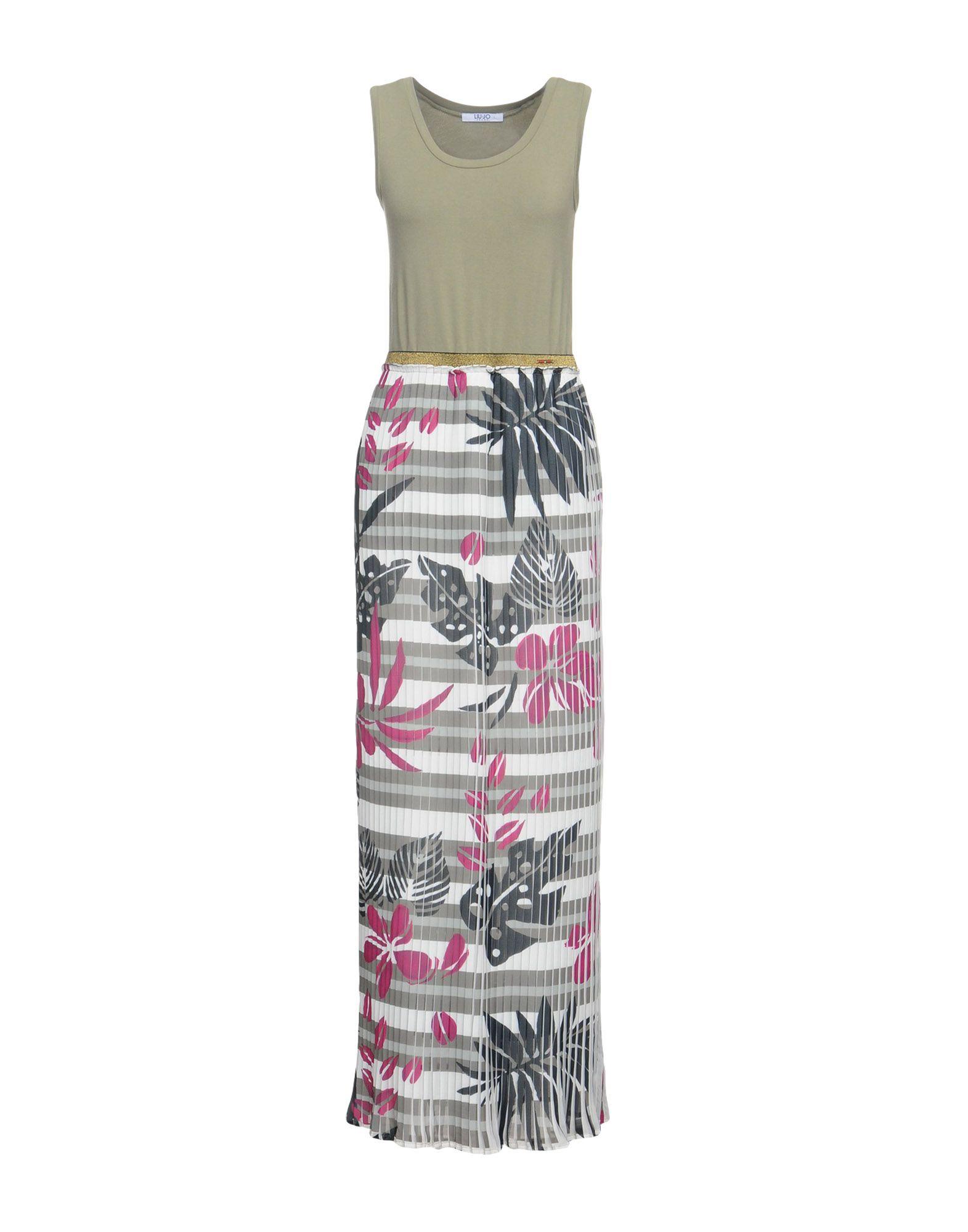 LIU •JO Длинное платье пуловер liu jo 8 марта женщинам