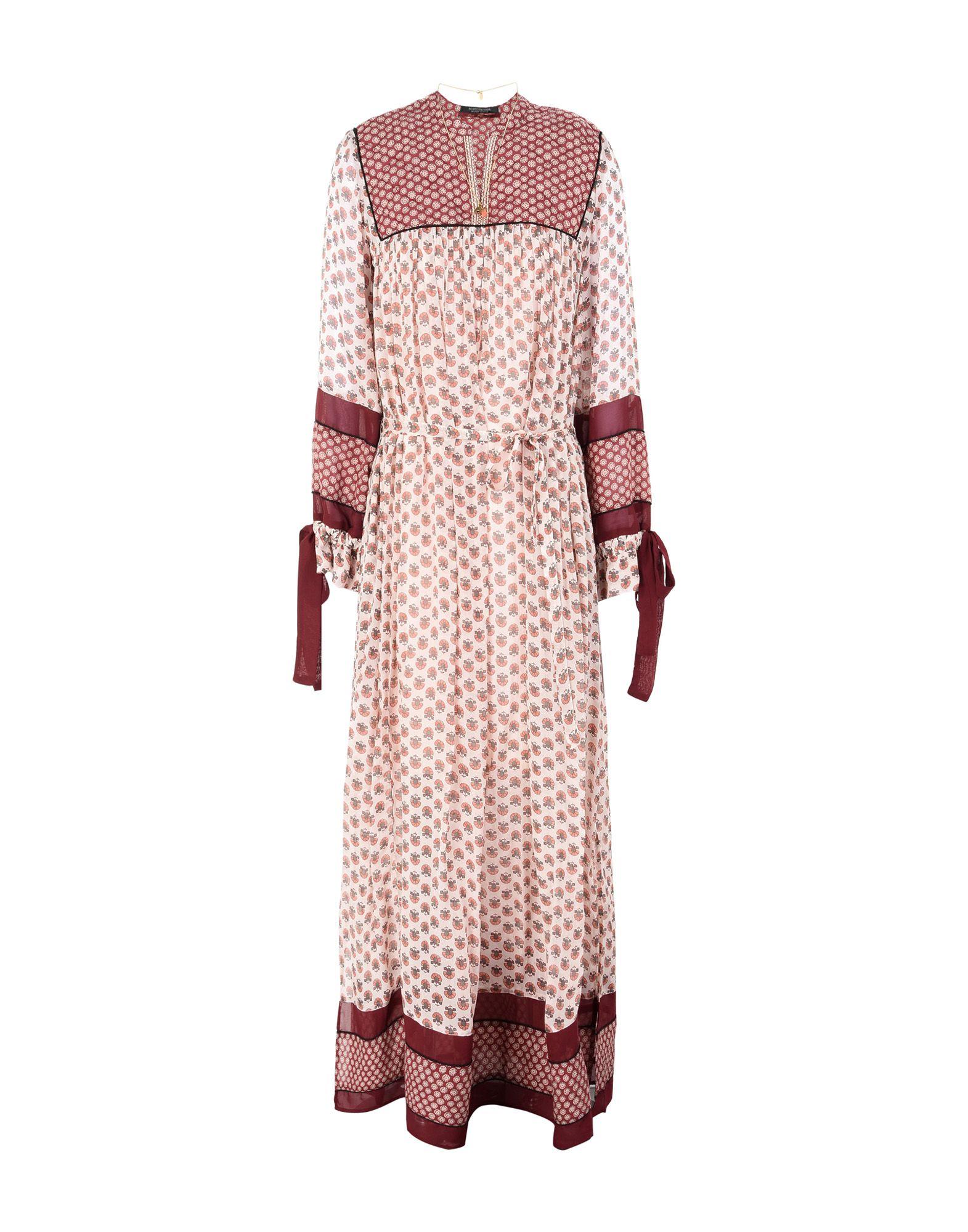 SCOTCH & SODA Длинное платье